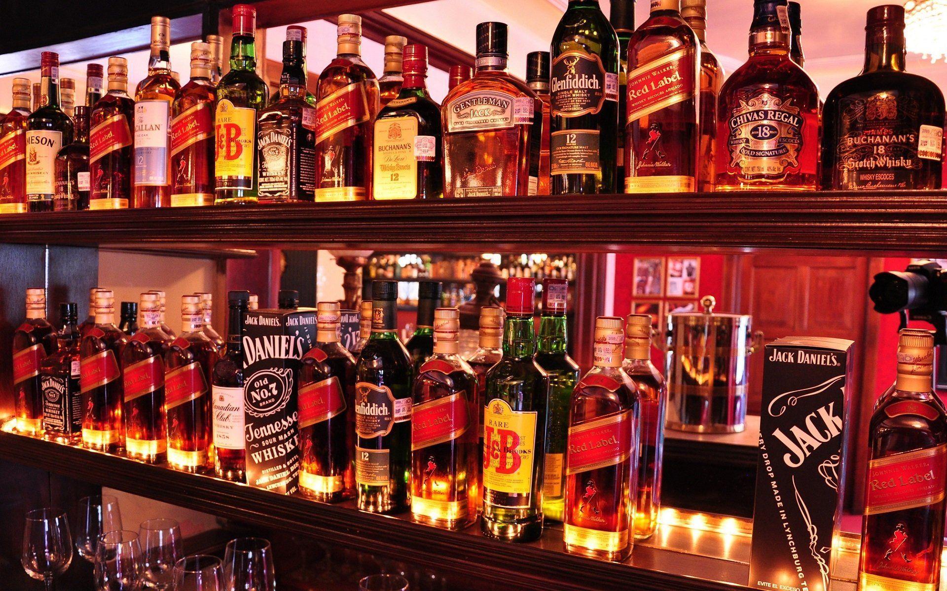 liquor wallpaper
