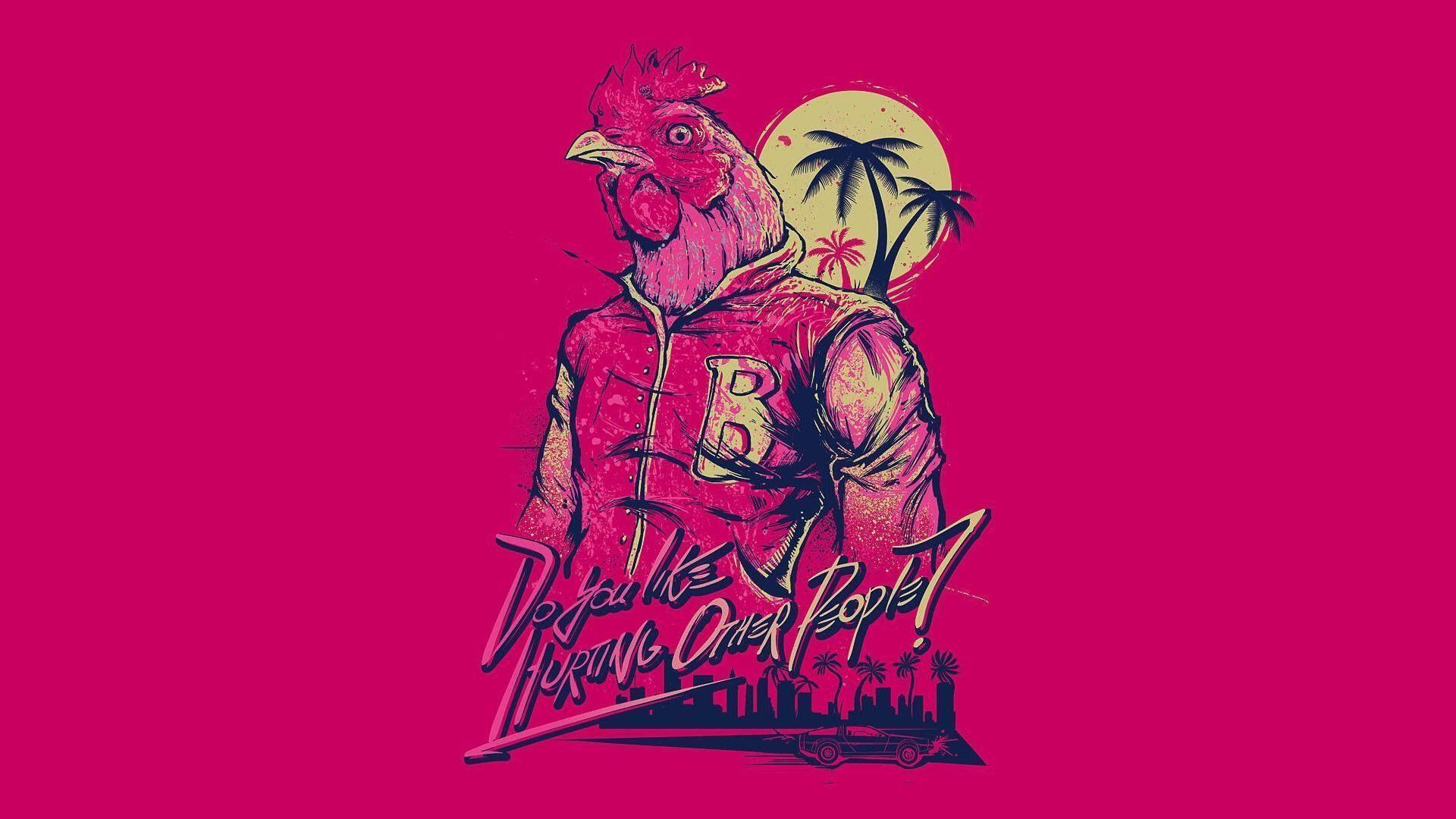 Hotline Miami Wallpapers Wallpaper Cave