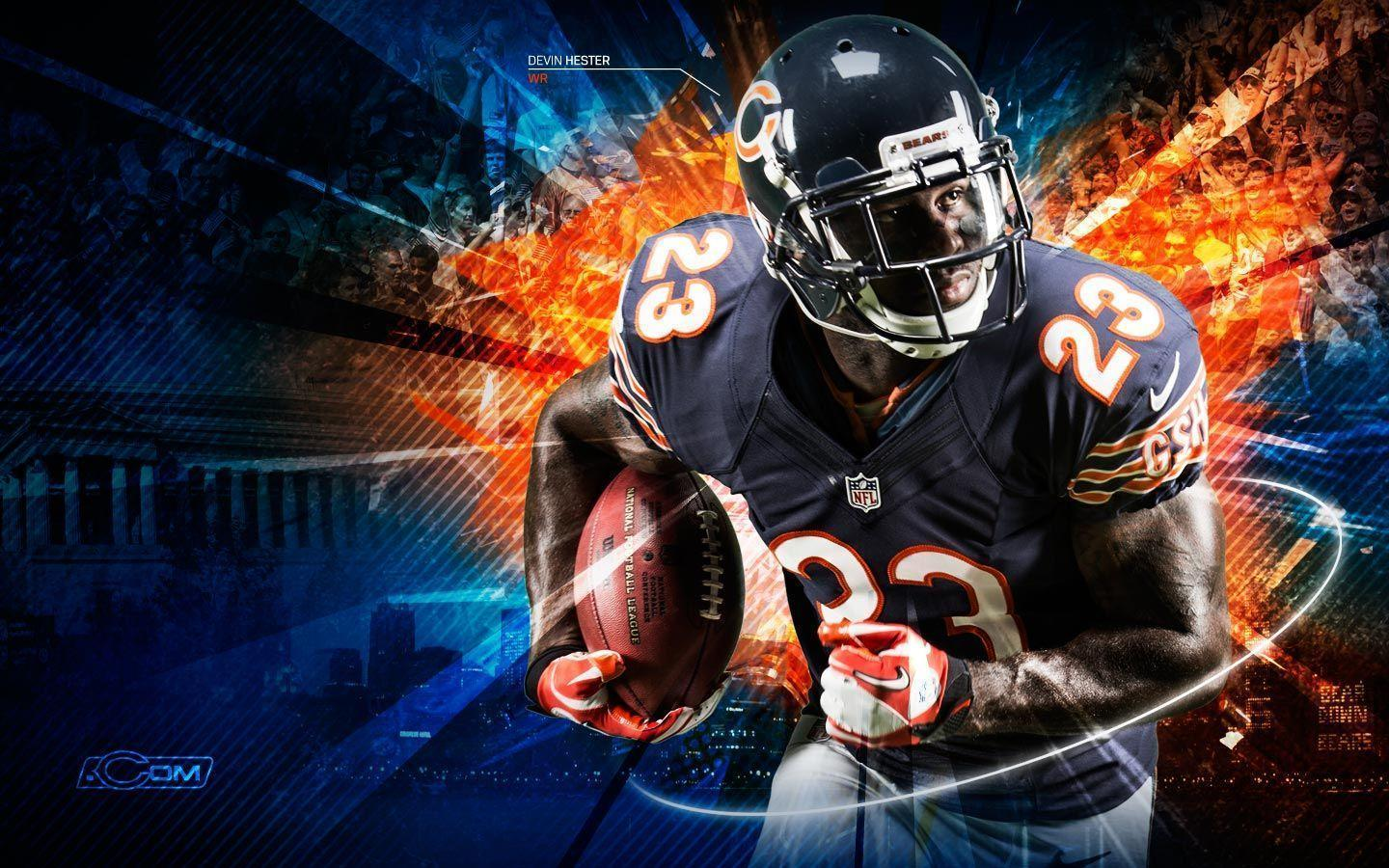 Cool Pics Of Nfl Players: NFL Players Wallpapers