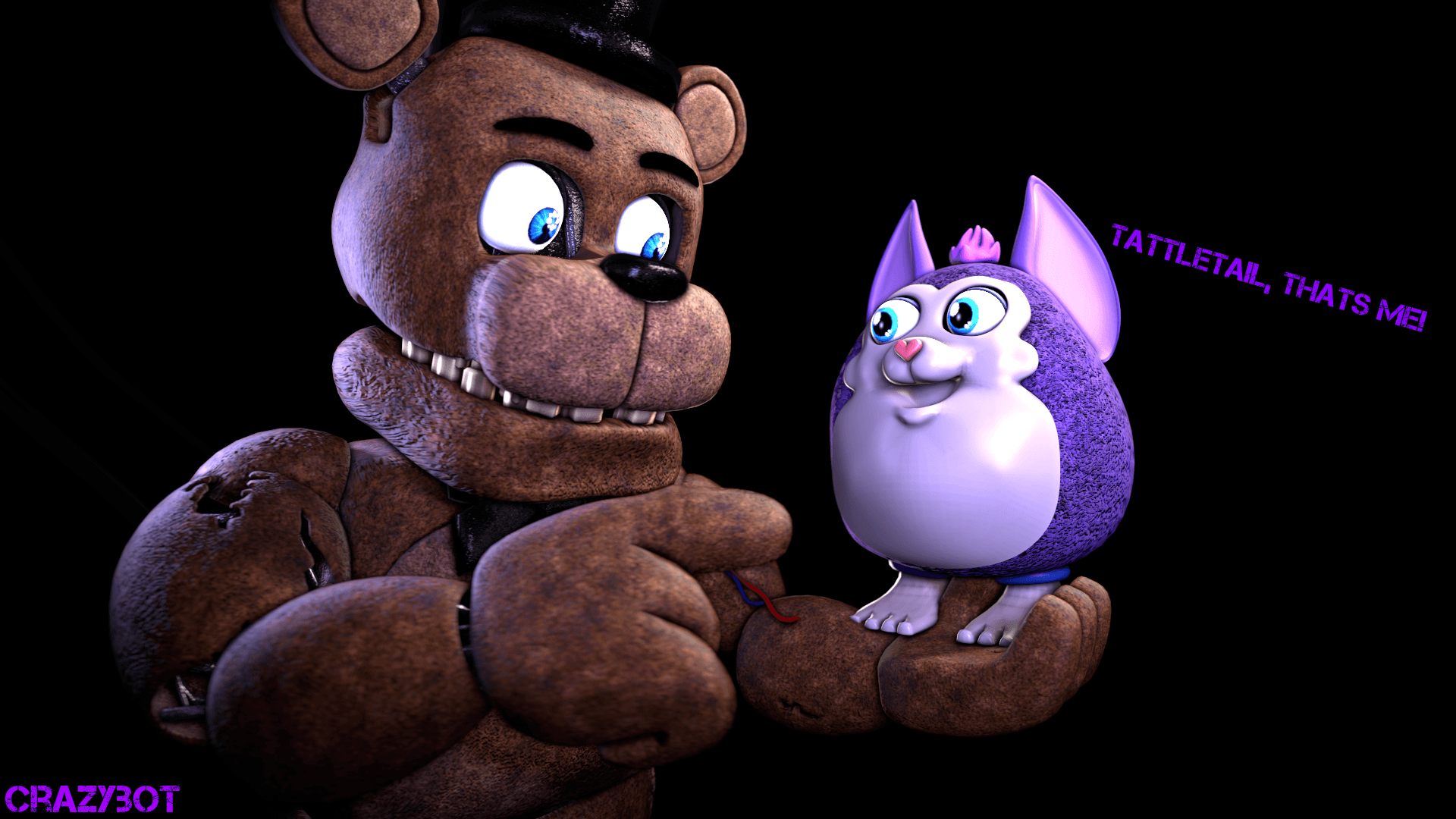 Five Nights at Freddy's Crossover