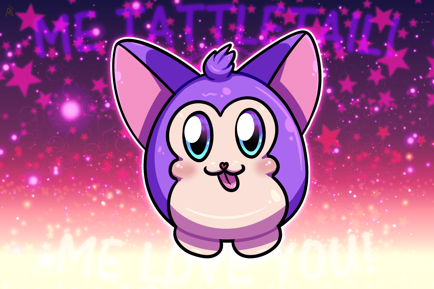 Tattletail! by Gray