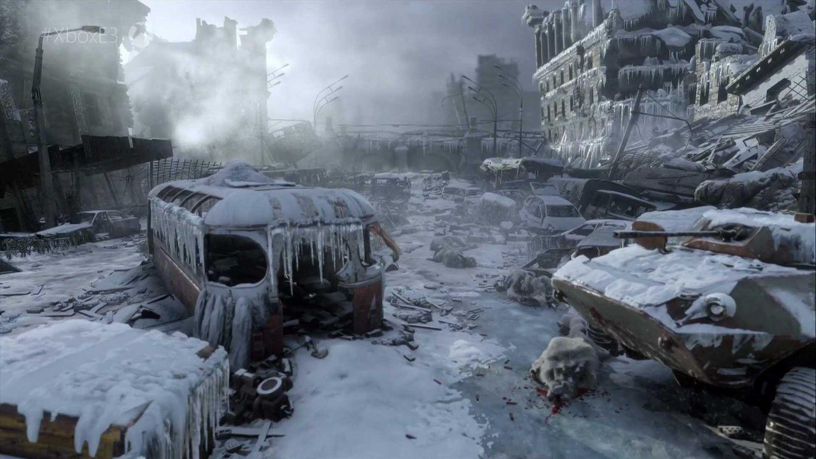 Metro: Exodus is a new open