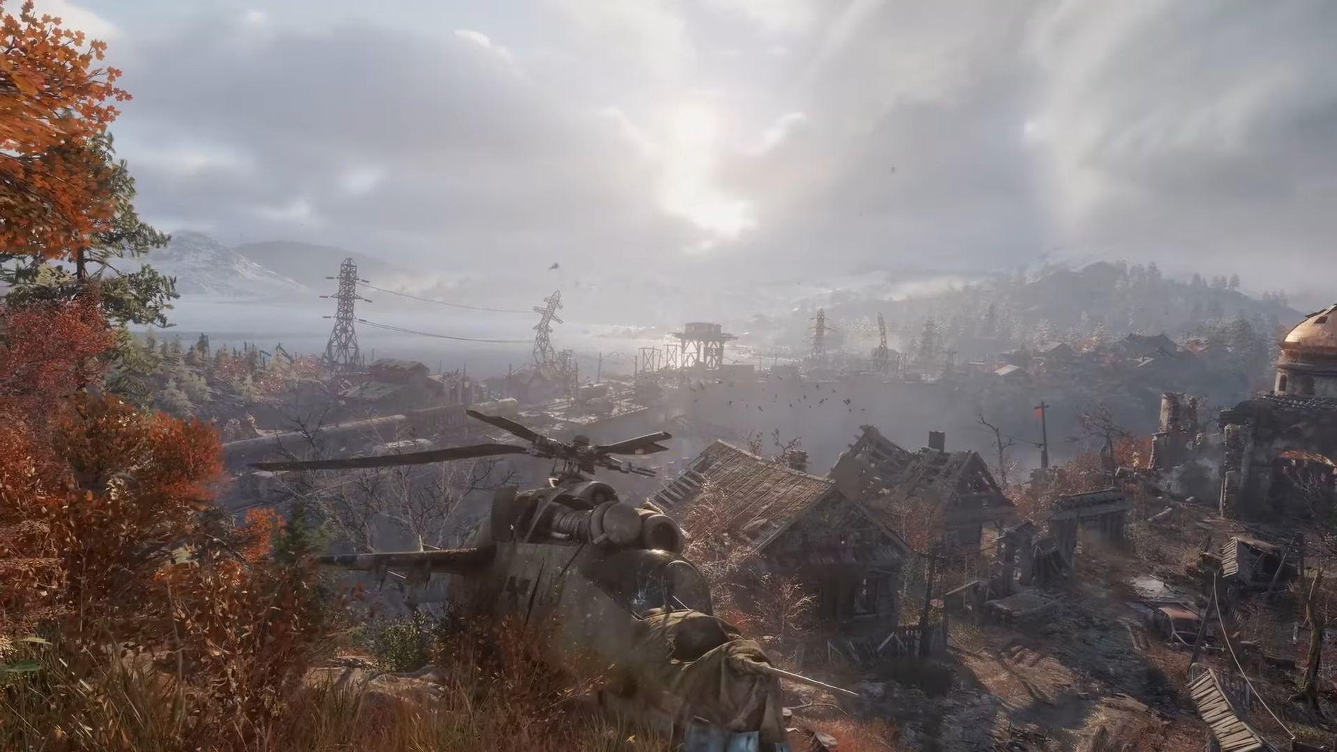 20 Photos of Metro Exodus
