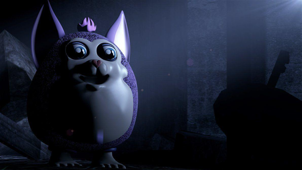My Name's Tattletail by JustJolly
