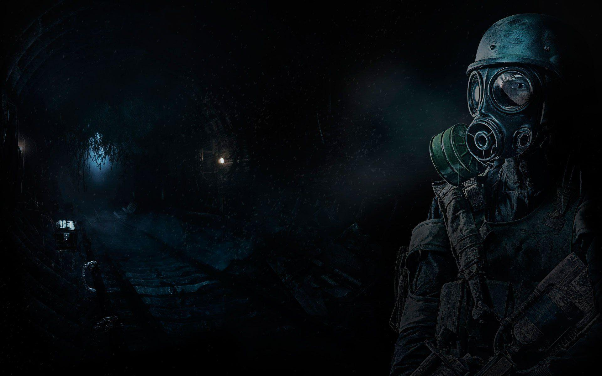 8 Metro 2033 Redux HD Wallpapers