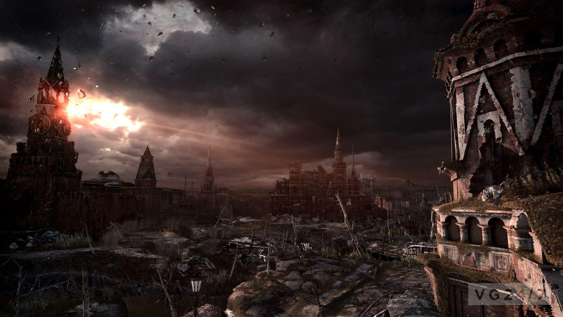 "Metro: Last Light possibly ""the best looking game"" ever, producer"