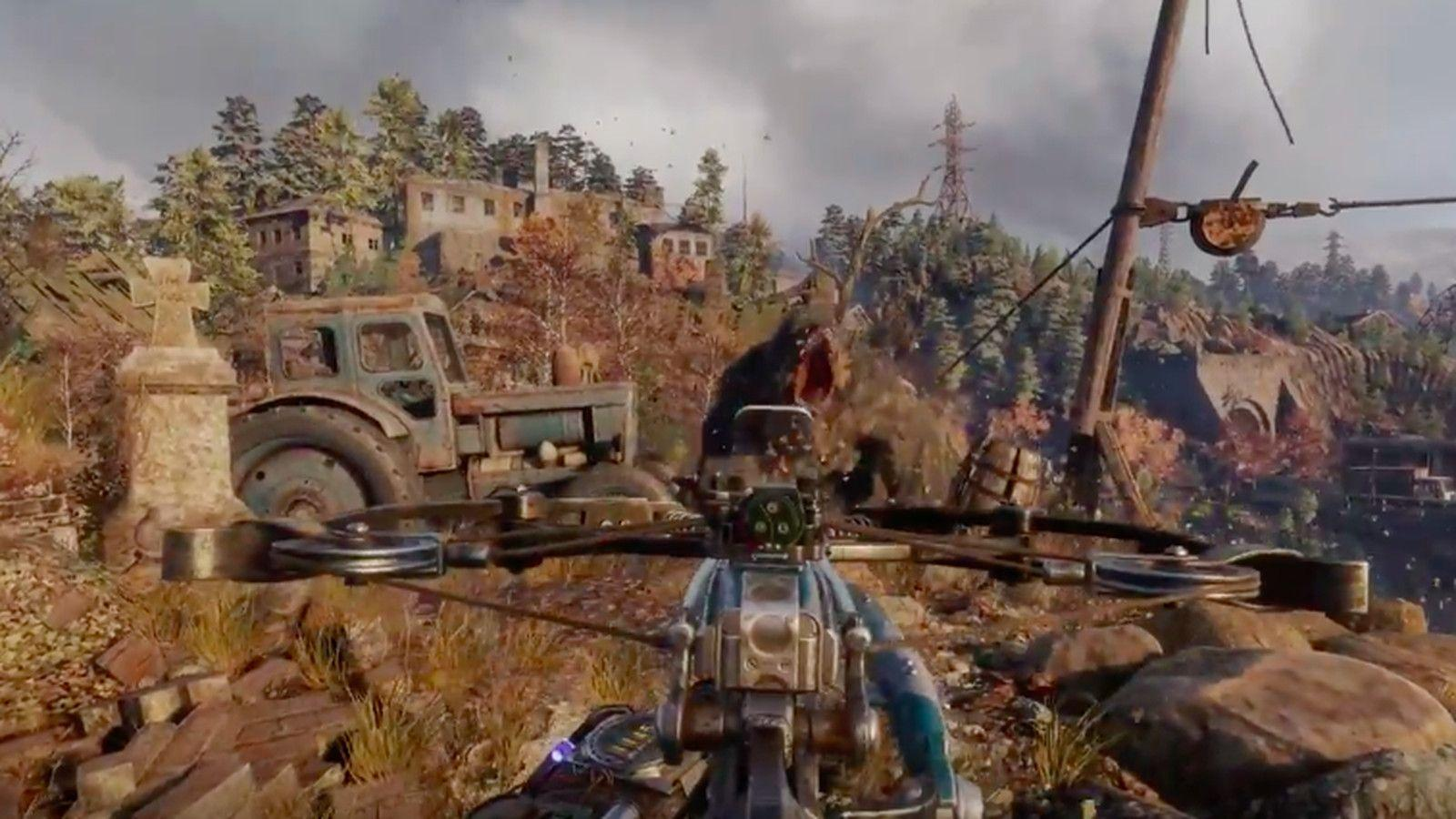 Metro Exodus is proof we'll never get tired of the bleak