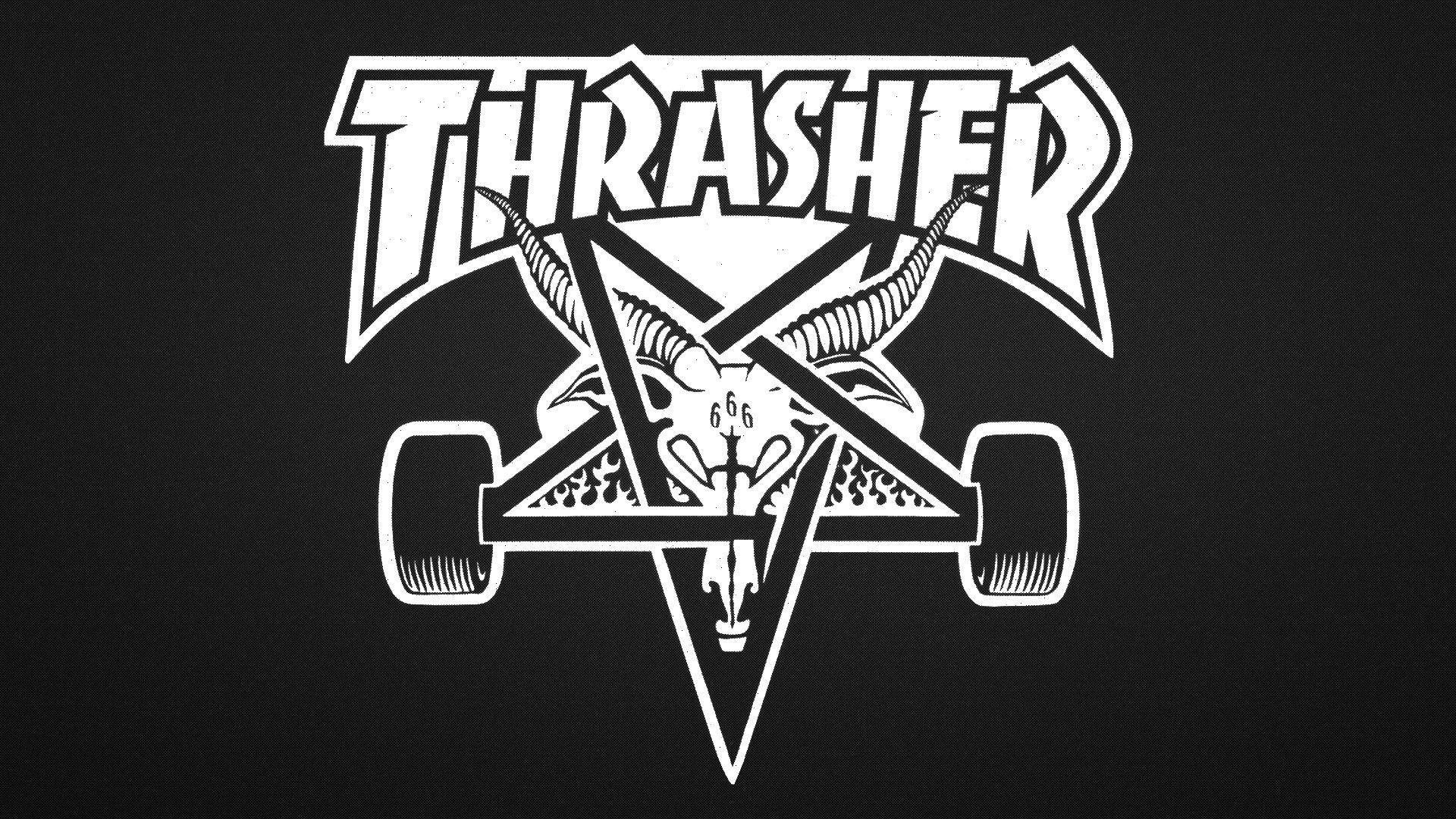 1 Thrasher HD Wallpapers