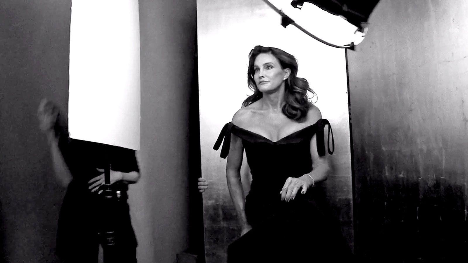 Caitlyn Jenner during the Vanity Fair Photoshoot - 1600x900 ...
