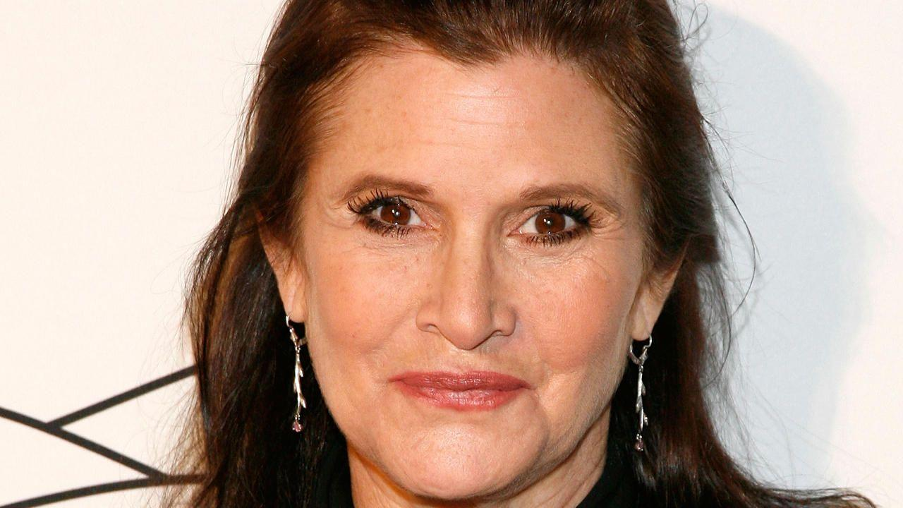 Carrie Fisher really looks like Caitlyn Jenner : pics