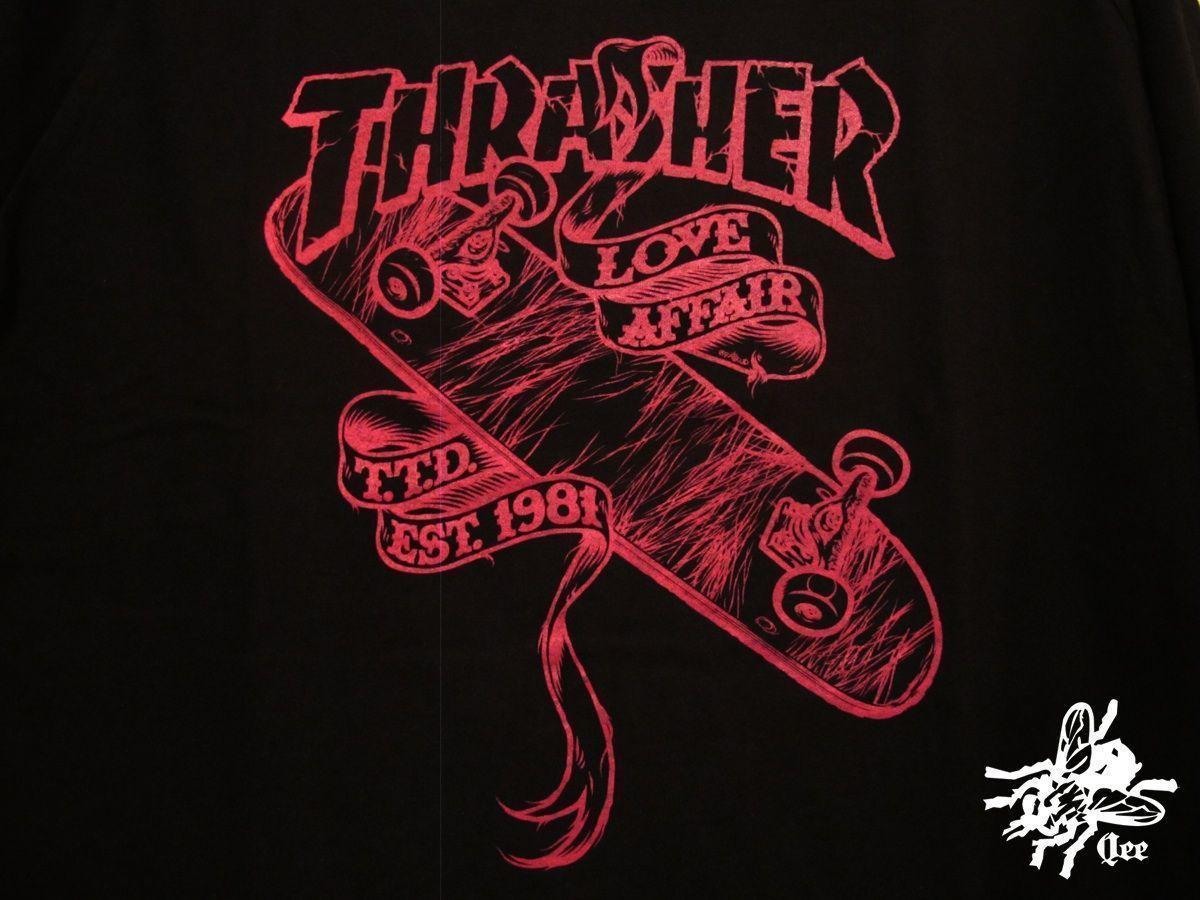 Thrasher Logo Wallpapers