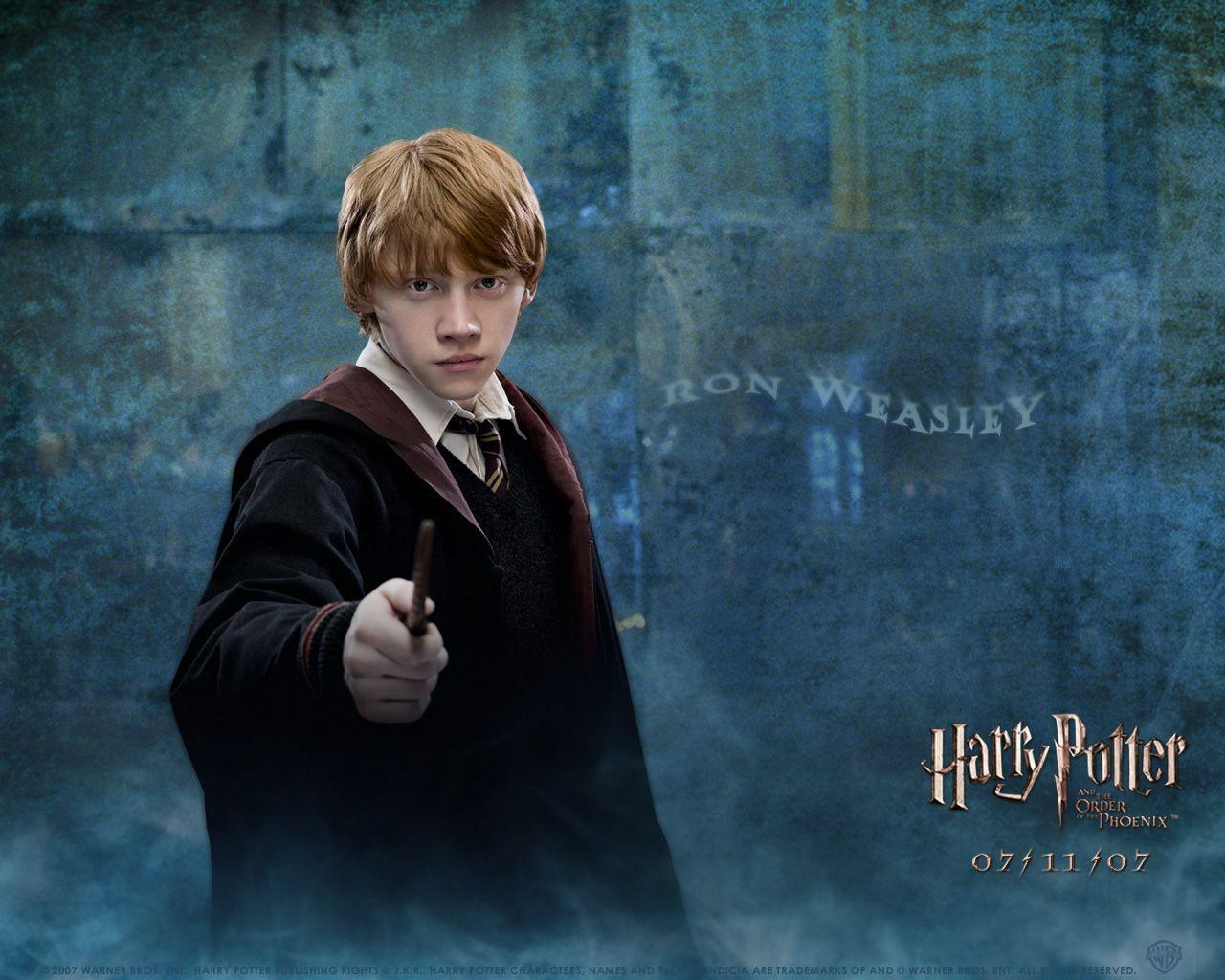 Ron Weasley Wallpapers Wallpaper Cave