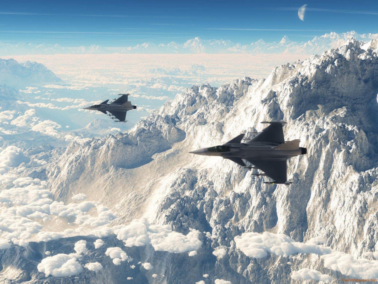 Dassault Rafale Wallpapers Wallpaper Cave