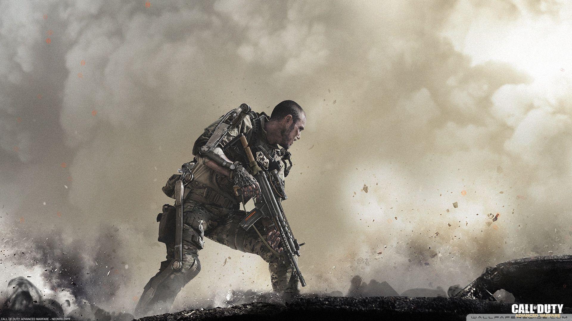 Call Of Duty: Advanced Warfare HD Wallpapers - Wallpaper Cave