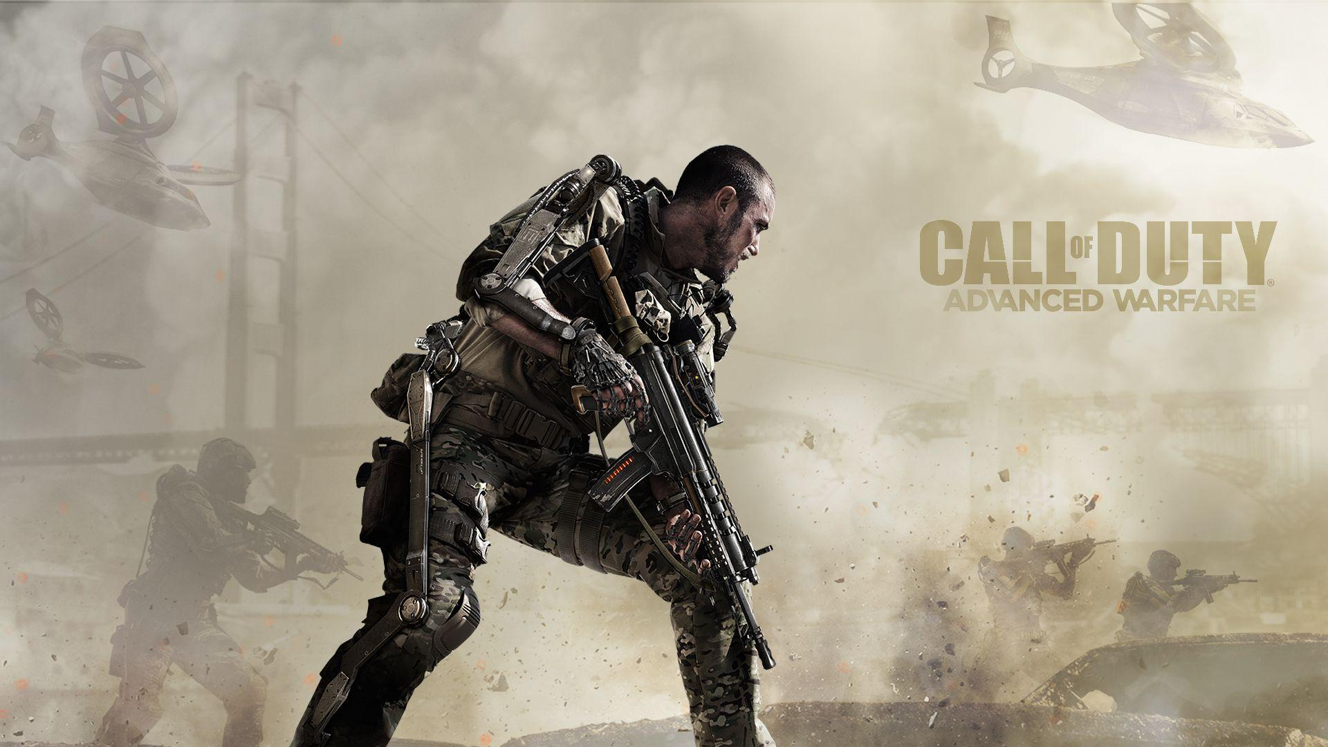 call of duty advanced warfare gameplay download