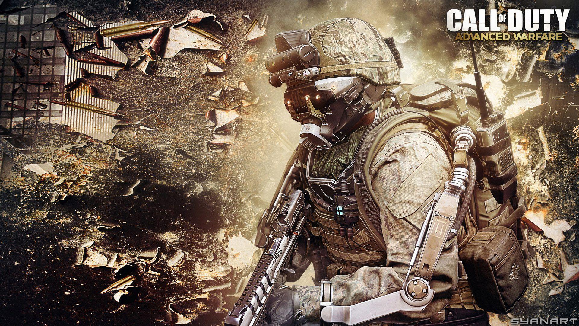 call of duty advanced warfare wallpapers wallpaper cave