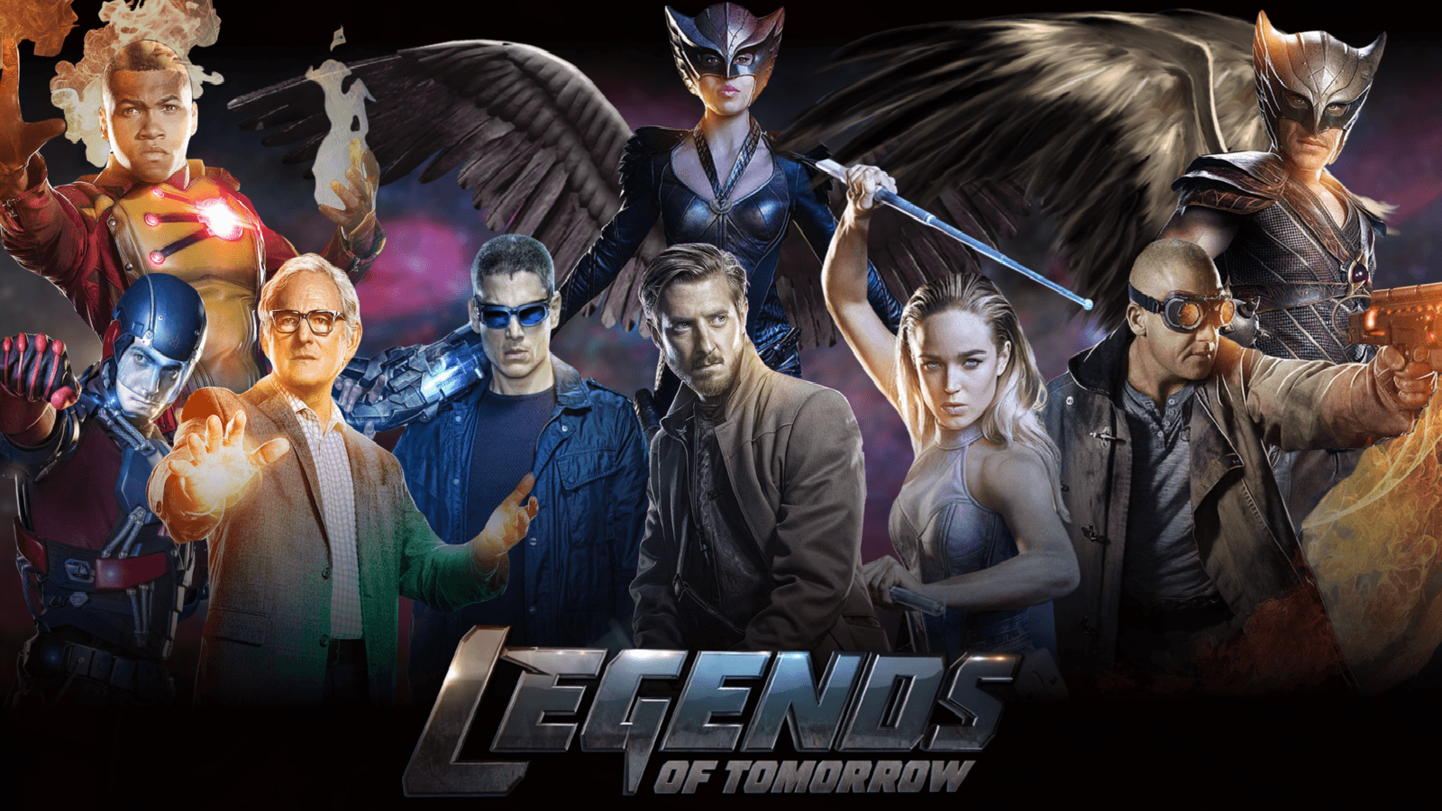 DC's Legends Of Tomorrow Computer Wallpapers, Desktop Backgrounds