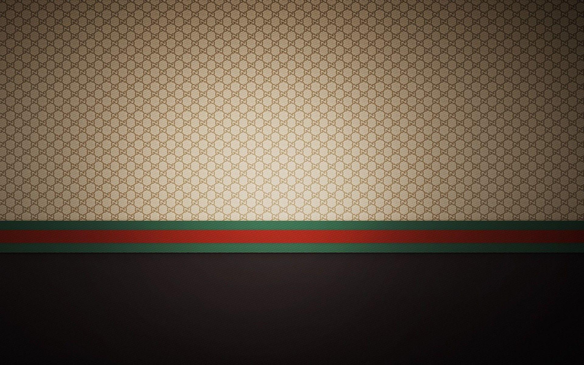 Gucci designer label patterns wall wallpapers HD. | Design ...