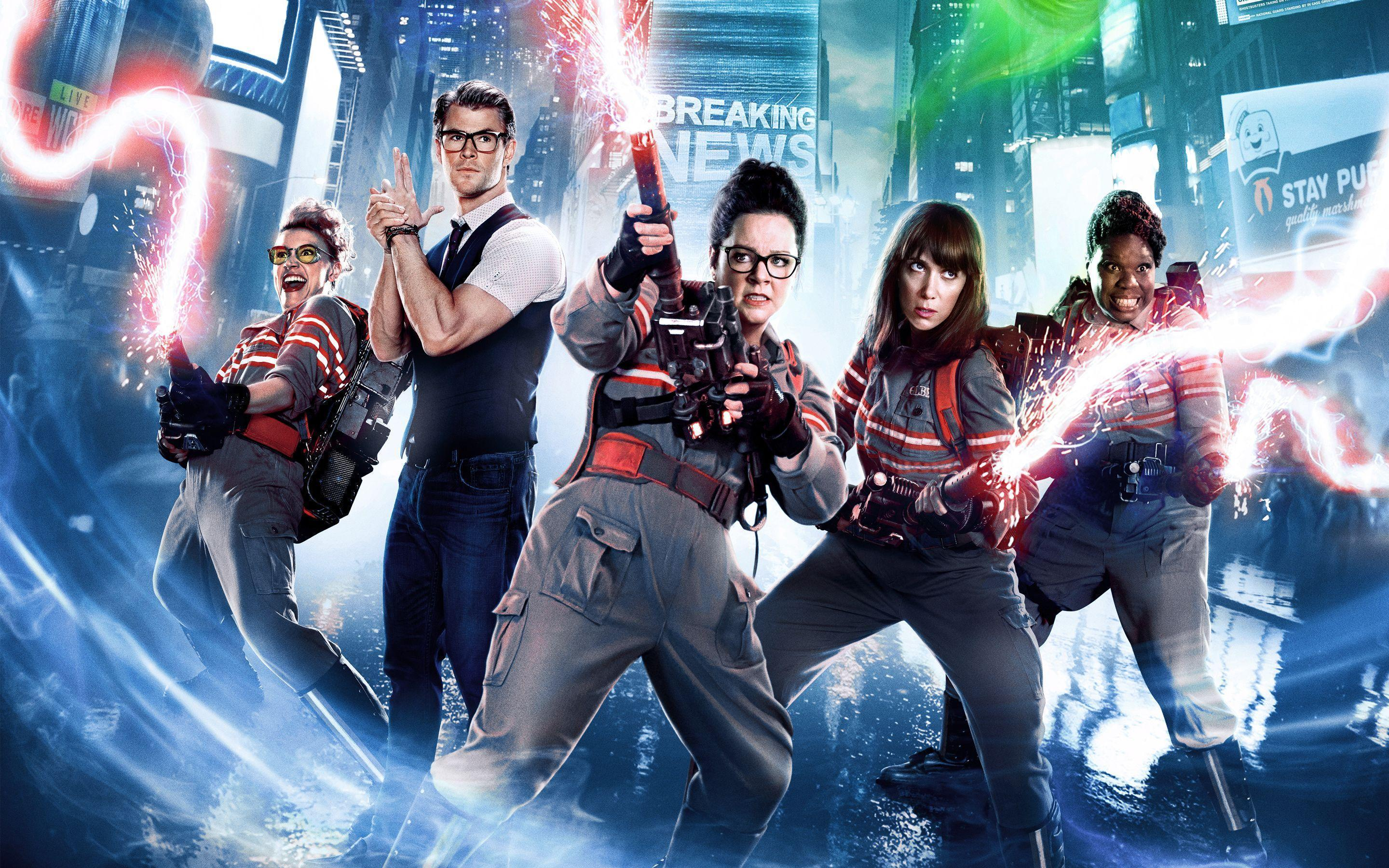 Ghostbusters 2016 Wallpapers - Wallpaper Cave