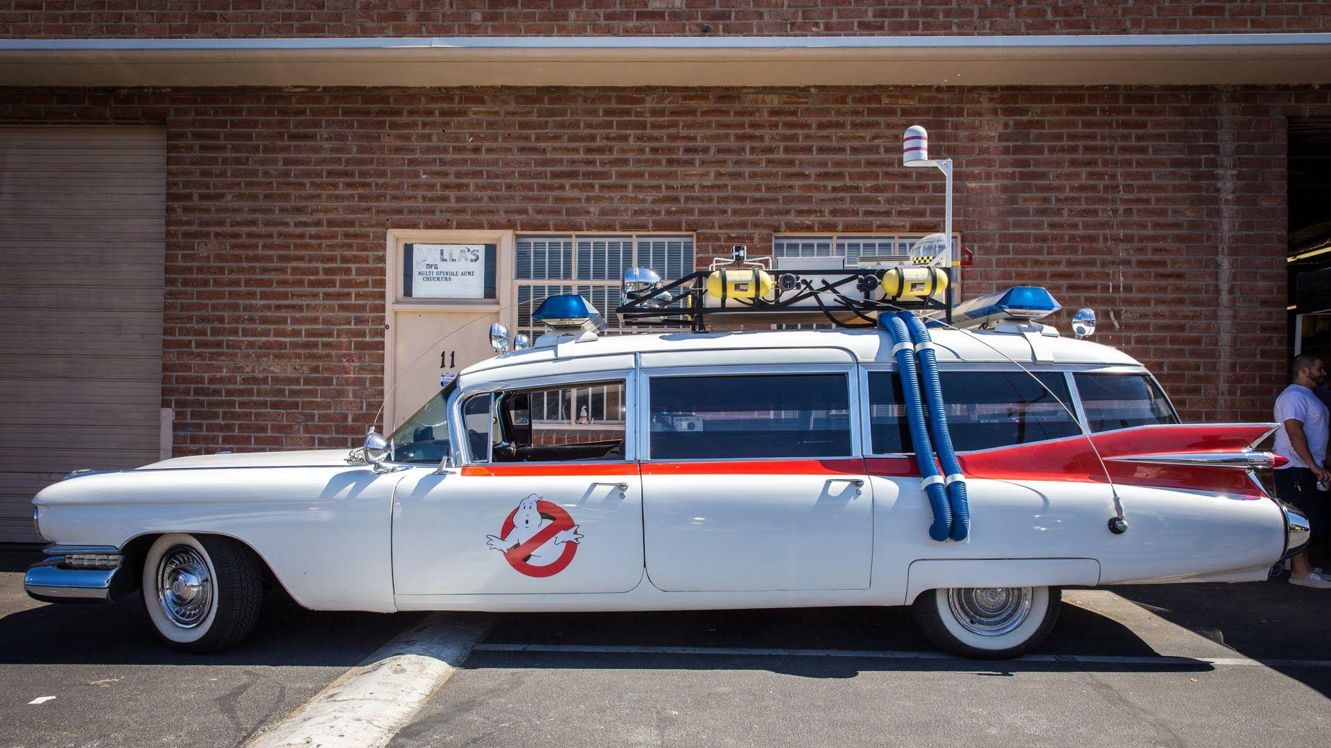 ecto 1 ghostbusters wallpaper - photo #3