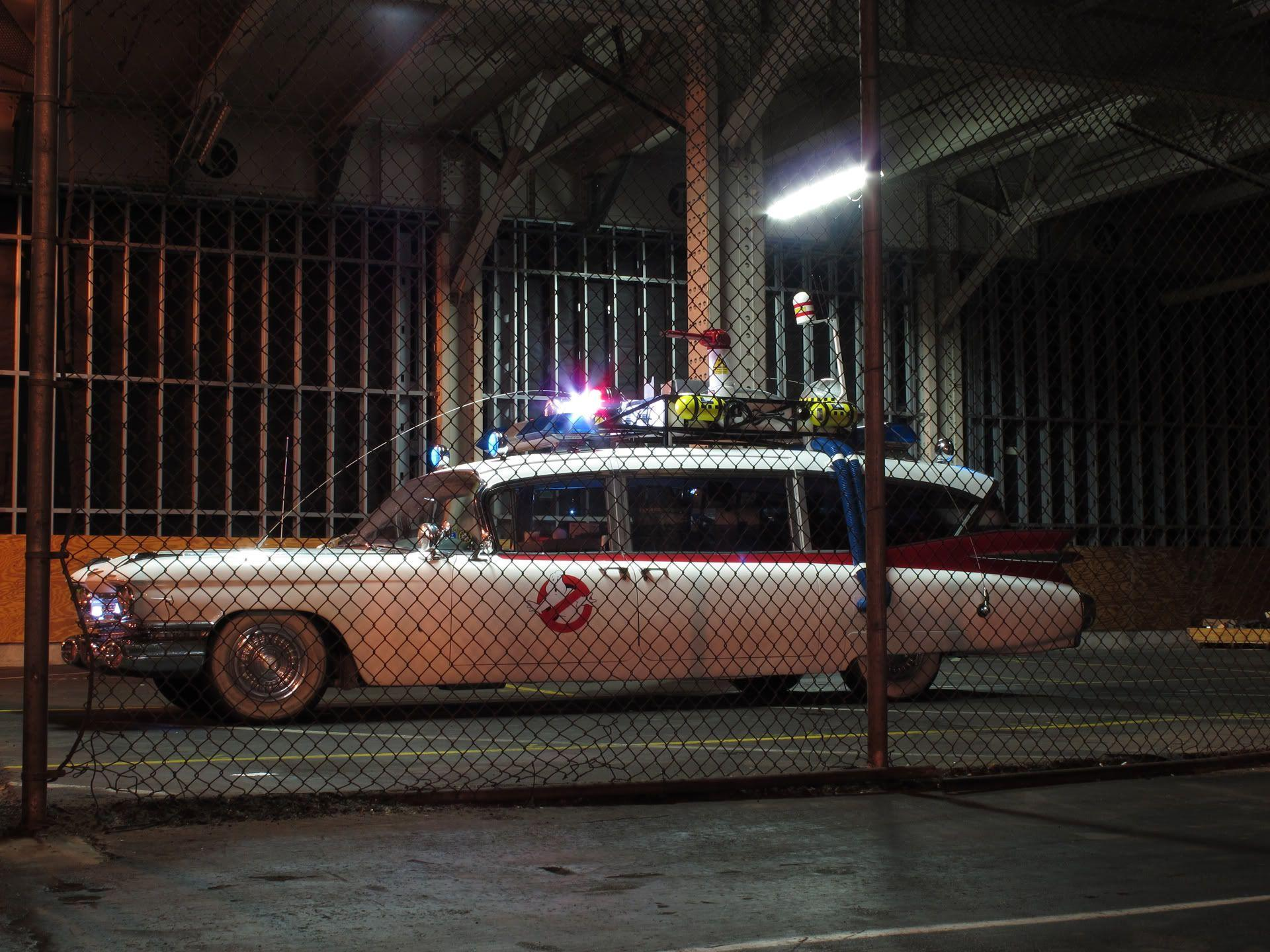 ecto 1 ghostbusters wallpaper - photo #20