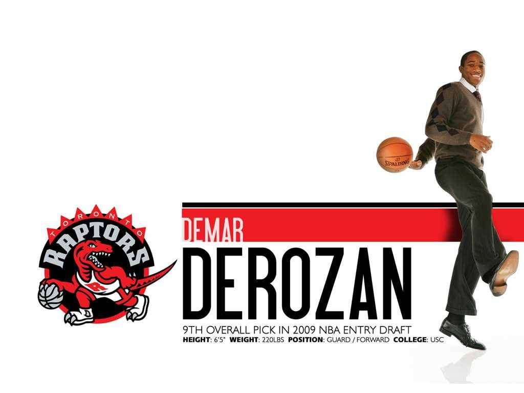 Toronto Raptors Demar Derozan photoshoot Wallpapers