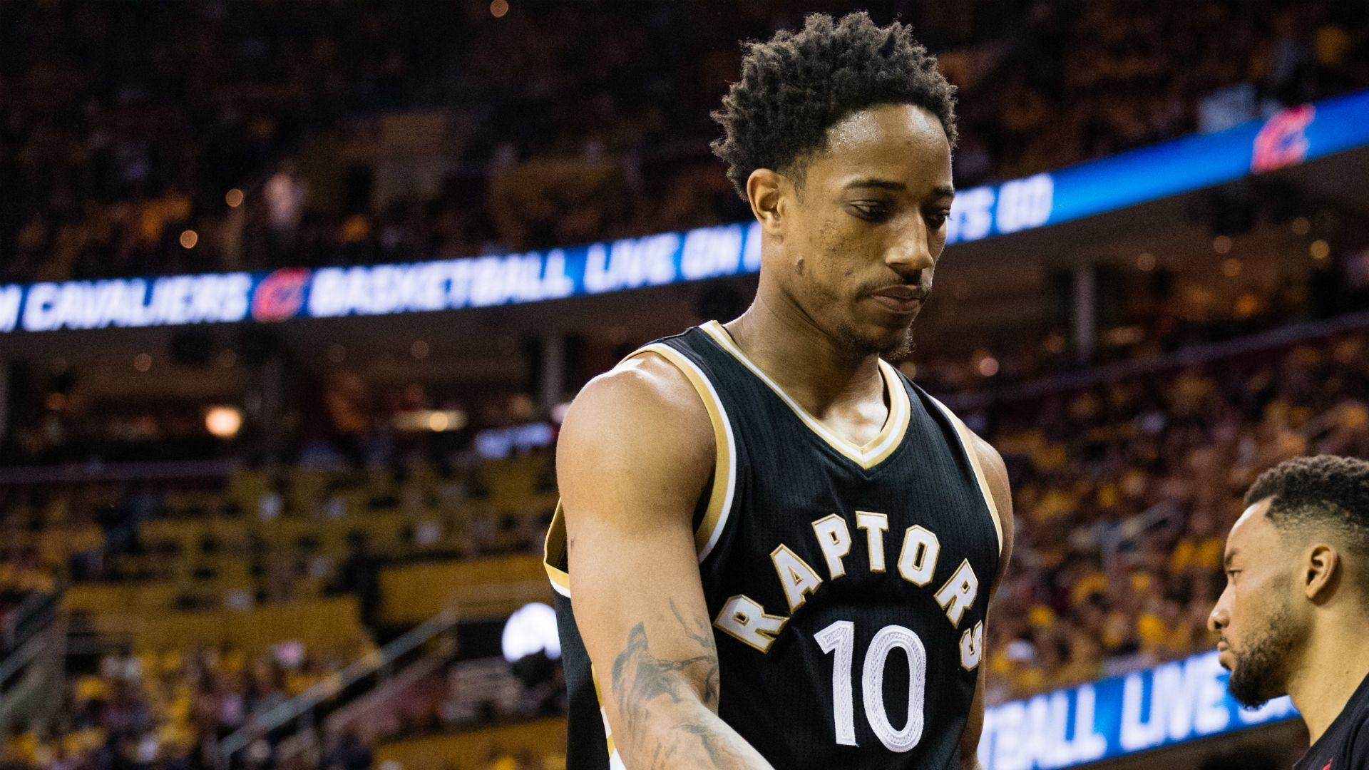 NBA playoffs: DeMar DeRozan is offering a cash reward to stop