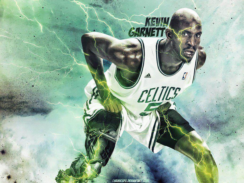 Kevin Garnett Wallpapers by onemicGfx
