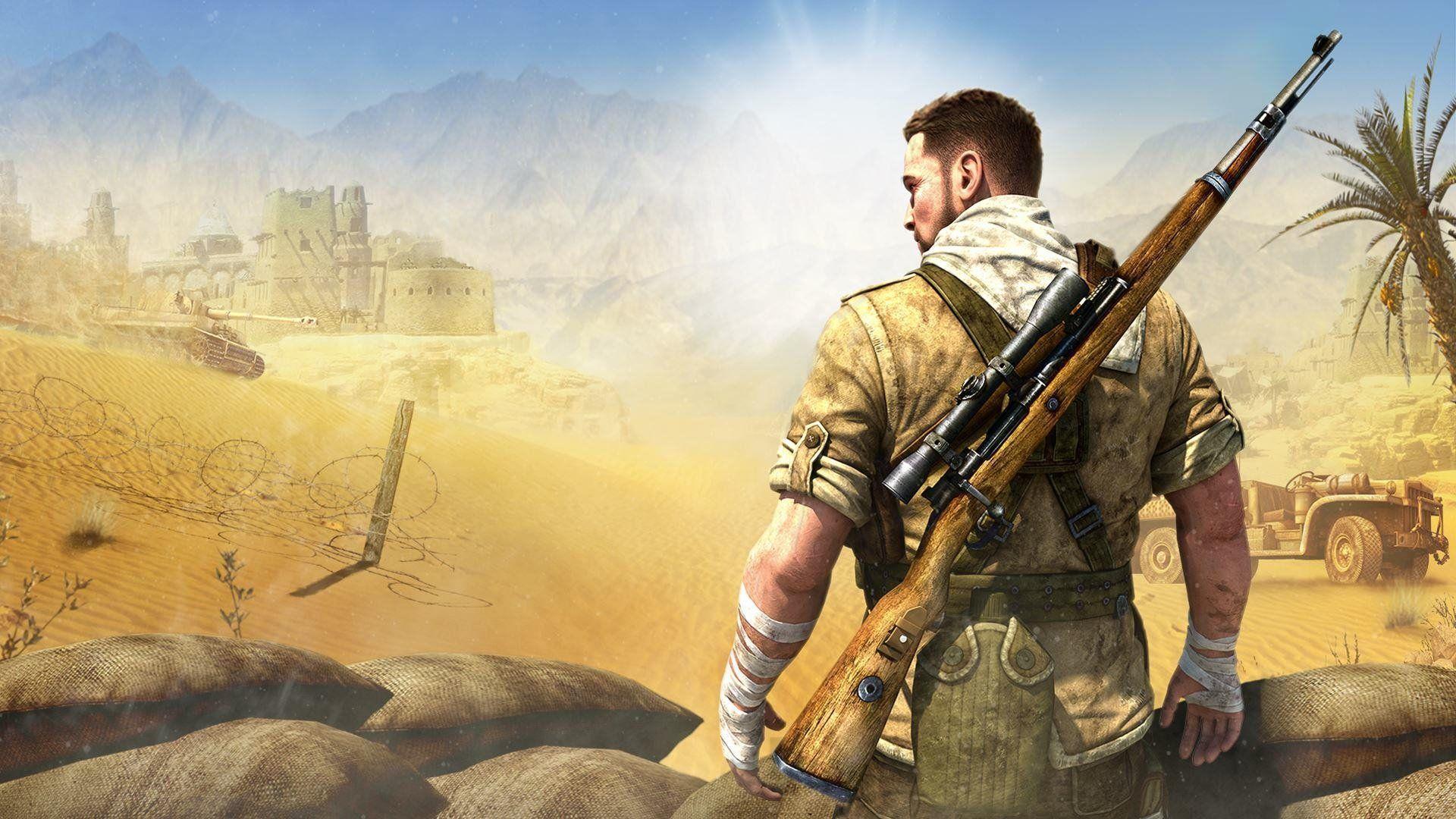 Pubg Sniper Wallpaper: Sniper Elite Wallpapers