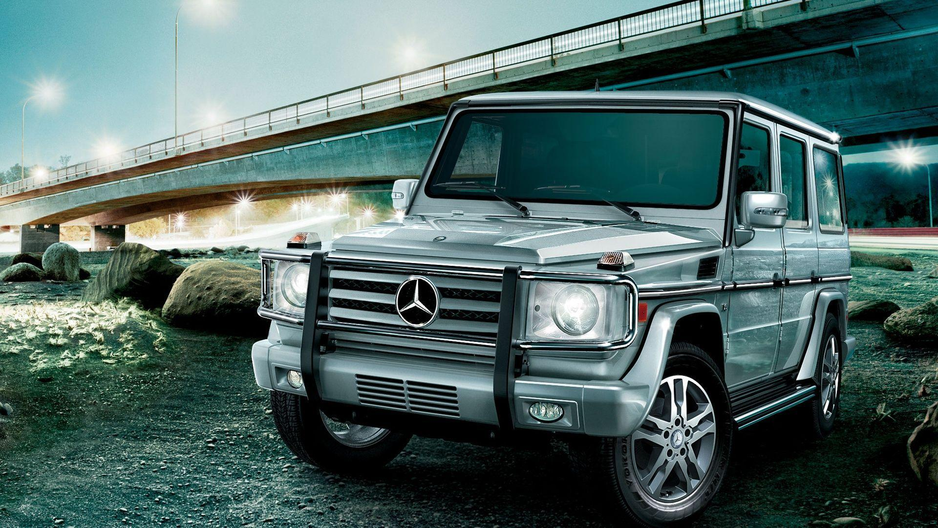 Mercedes Benz G Class Wallpapers Wallpaper Cave