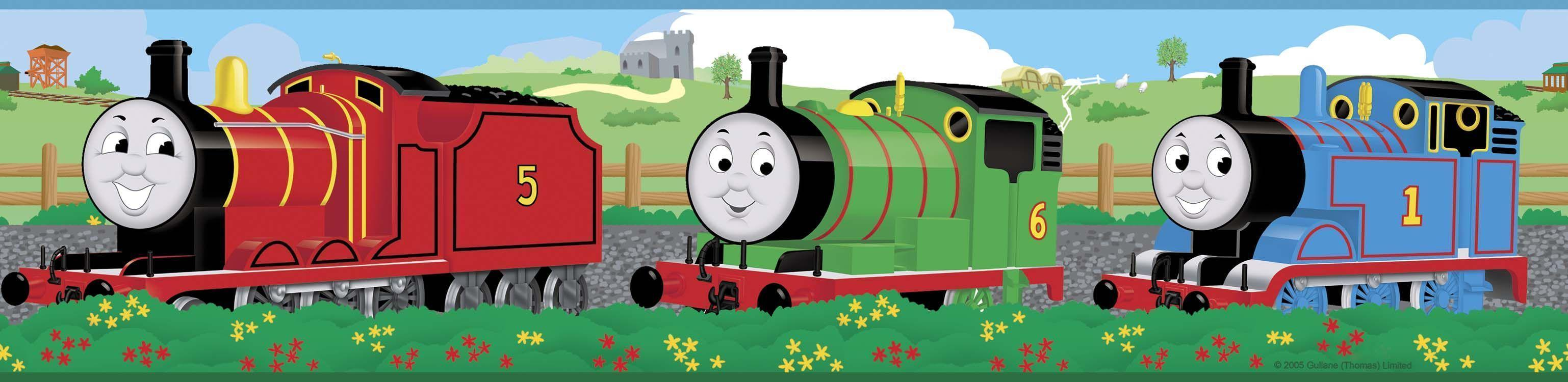 Thomas And Friends Wallpapers - Wallpaper Cave Thomas And Friends Wallpaper Border