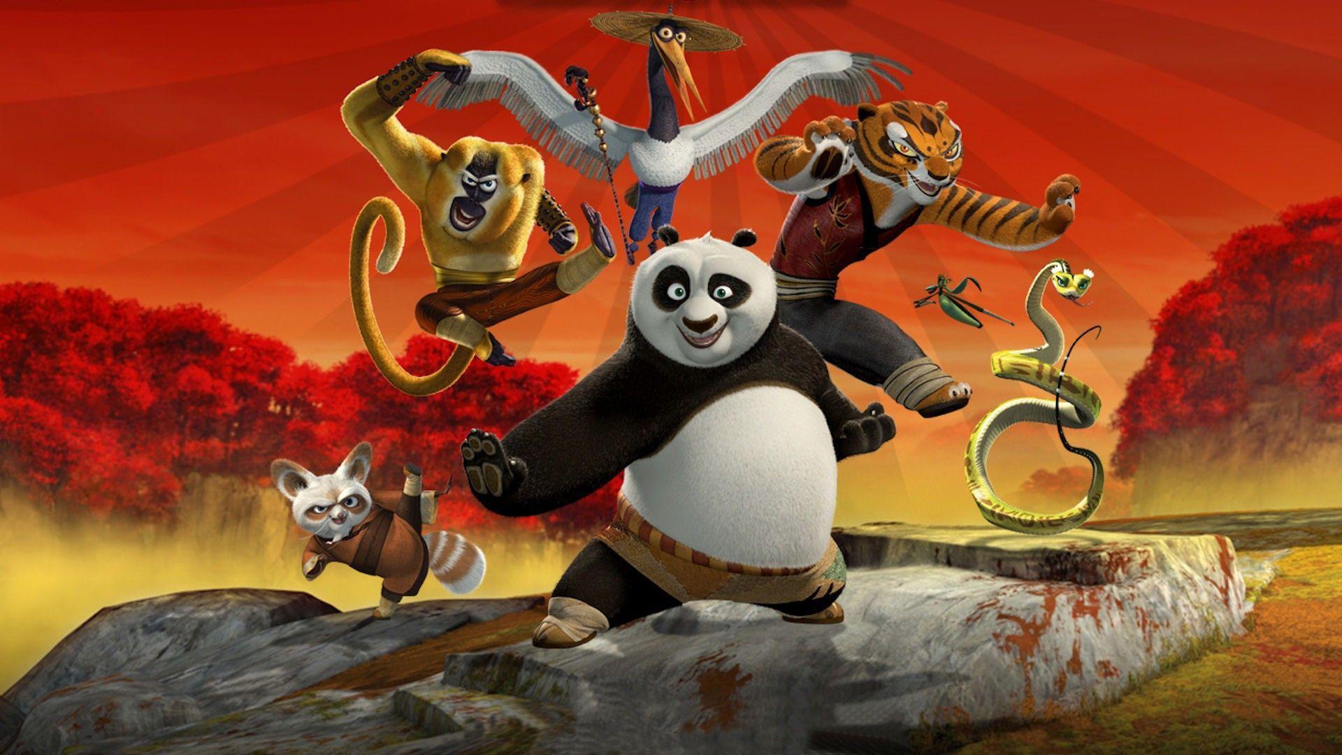torrent kung fu panda 1