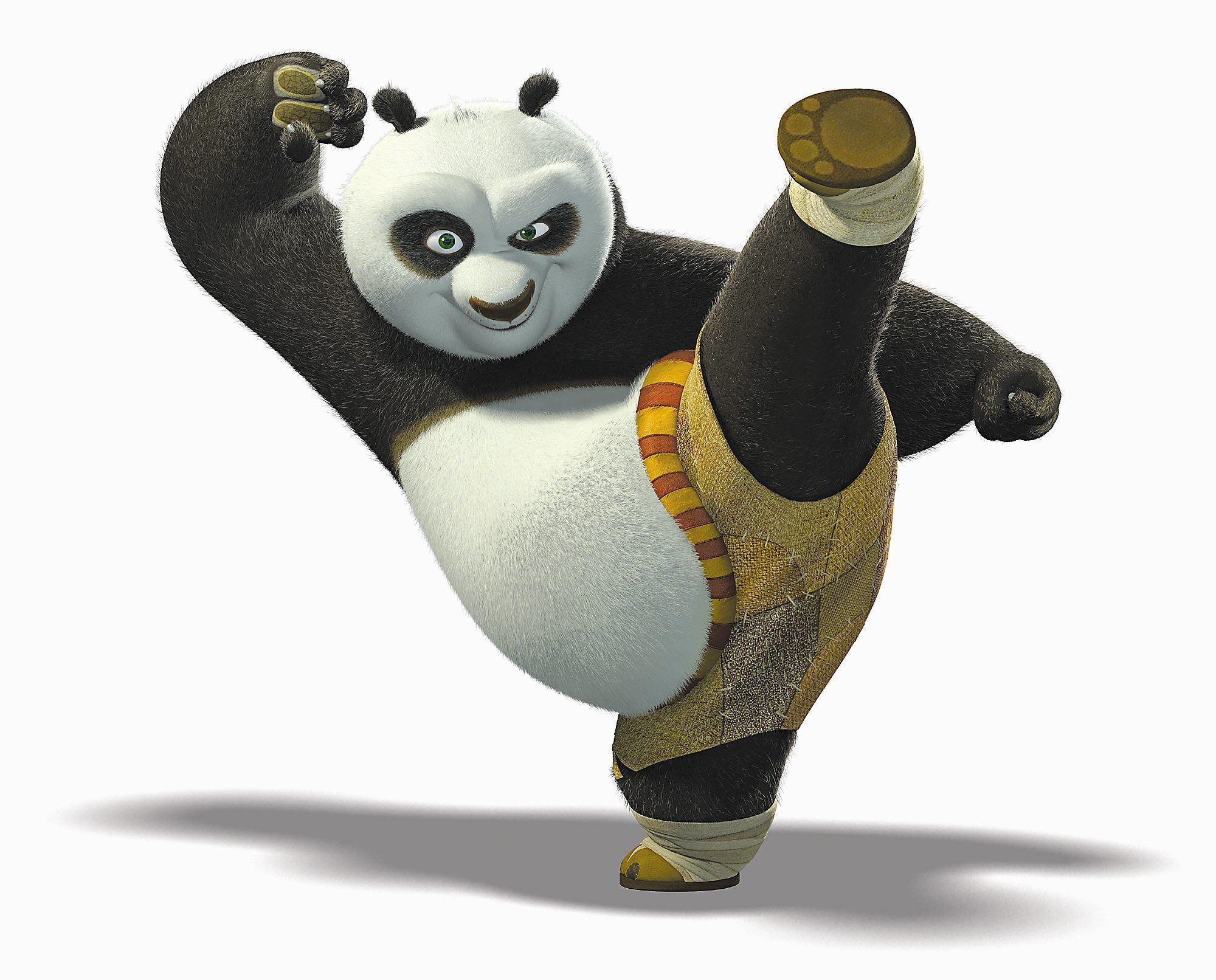 Kung Fu Panda Wallpapers Wallpaper Cave