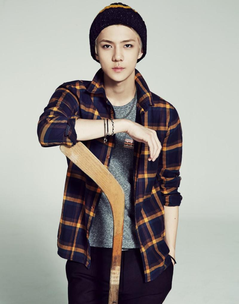 EXO K Sehun Wallpapers for