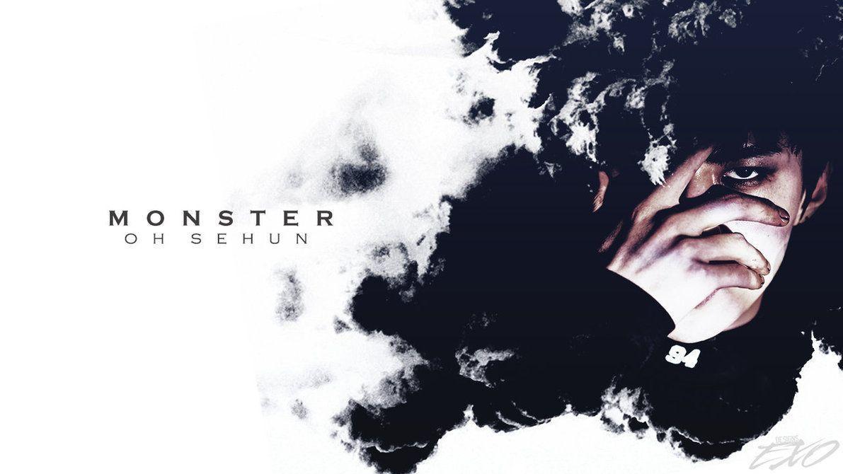Exo Wallpaper Monster