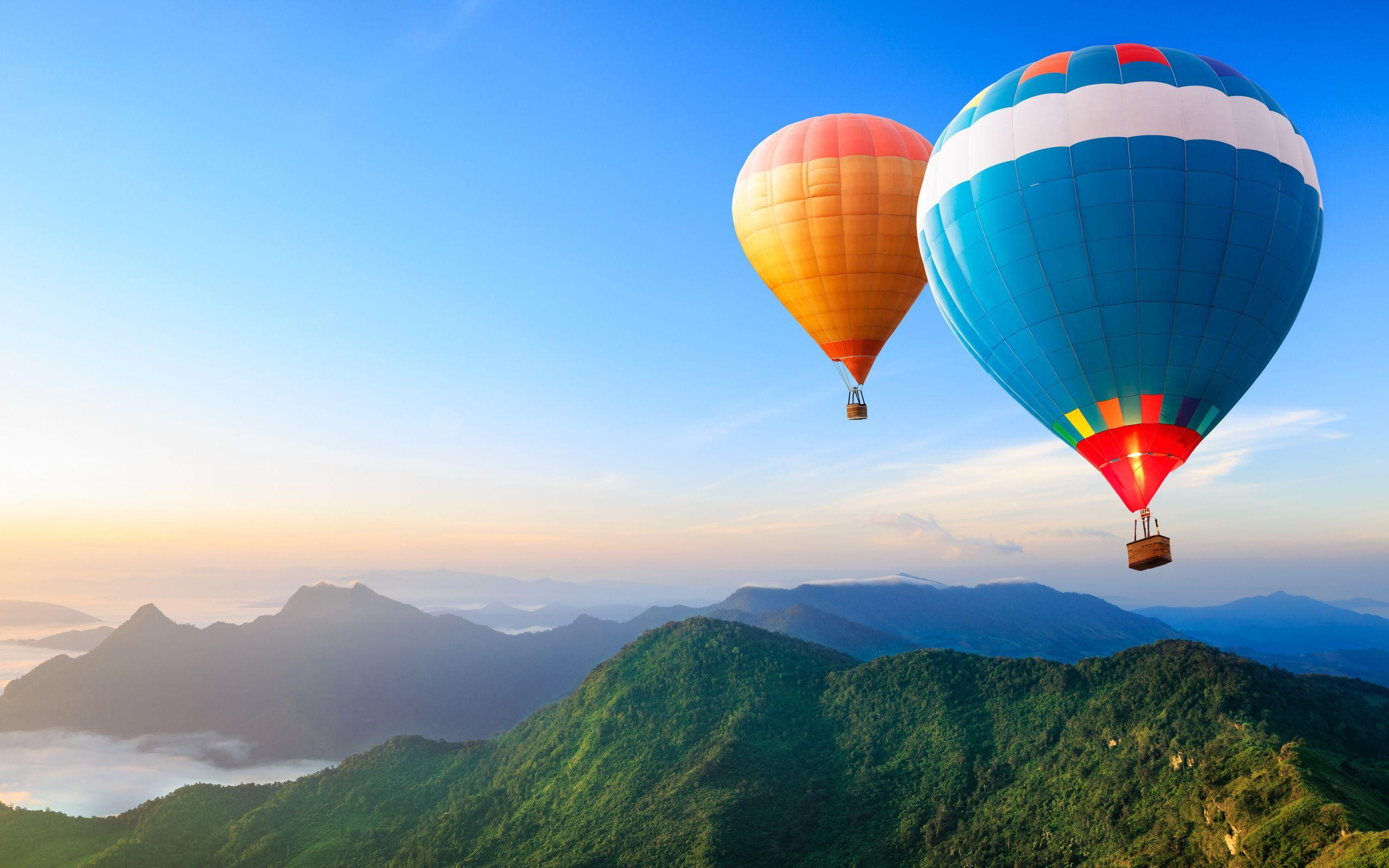 Hot Air Balloon Wallpapers Wallpaper Cave