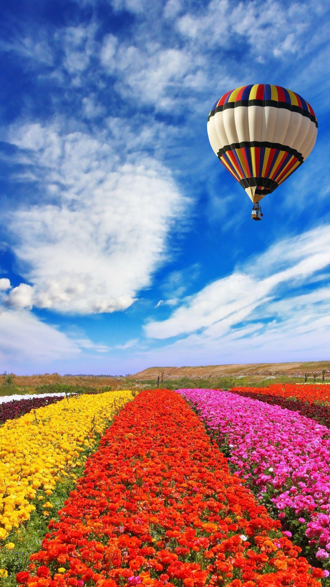 Iphone 7 Plus Vehicles Air Balloon Wallpaper Id 653418