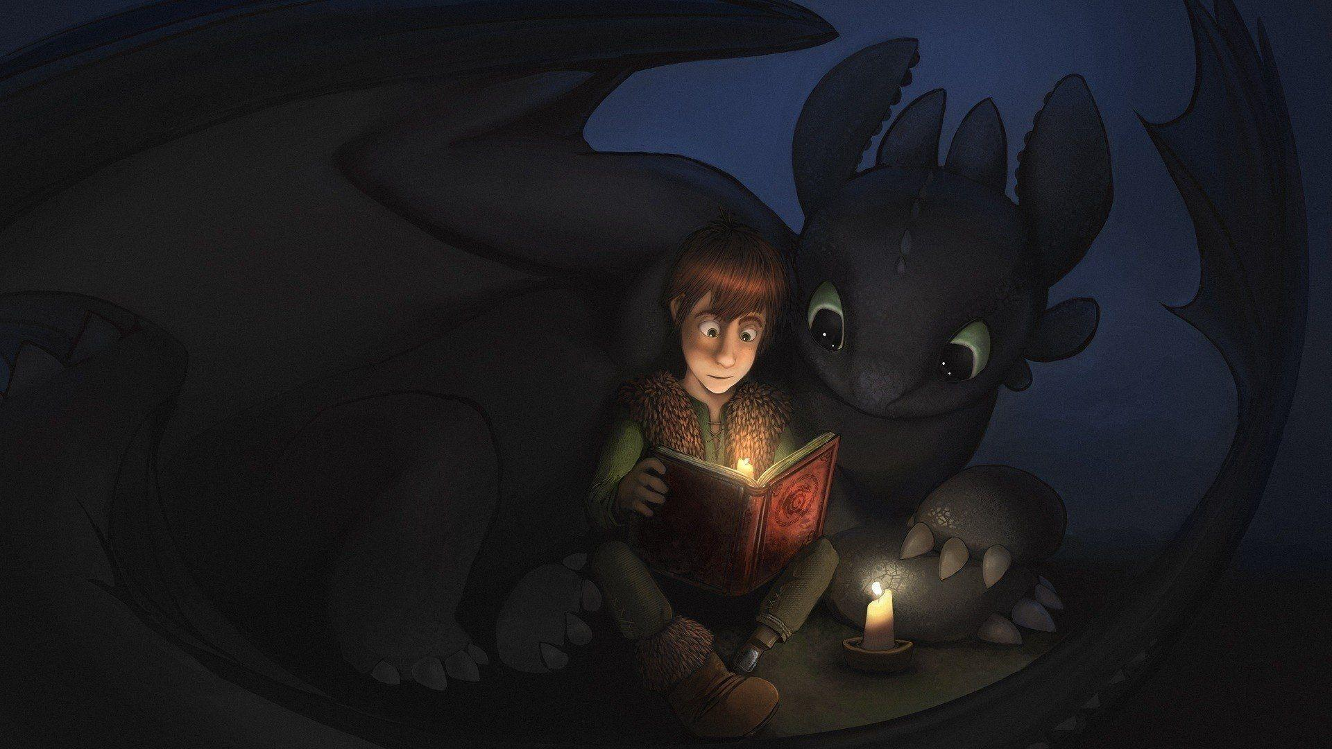How To Train Your Dragon Wallpapers Wallpaper Cave