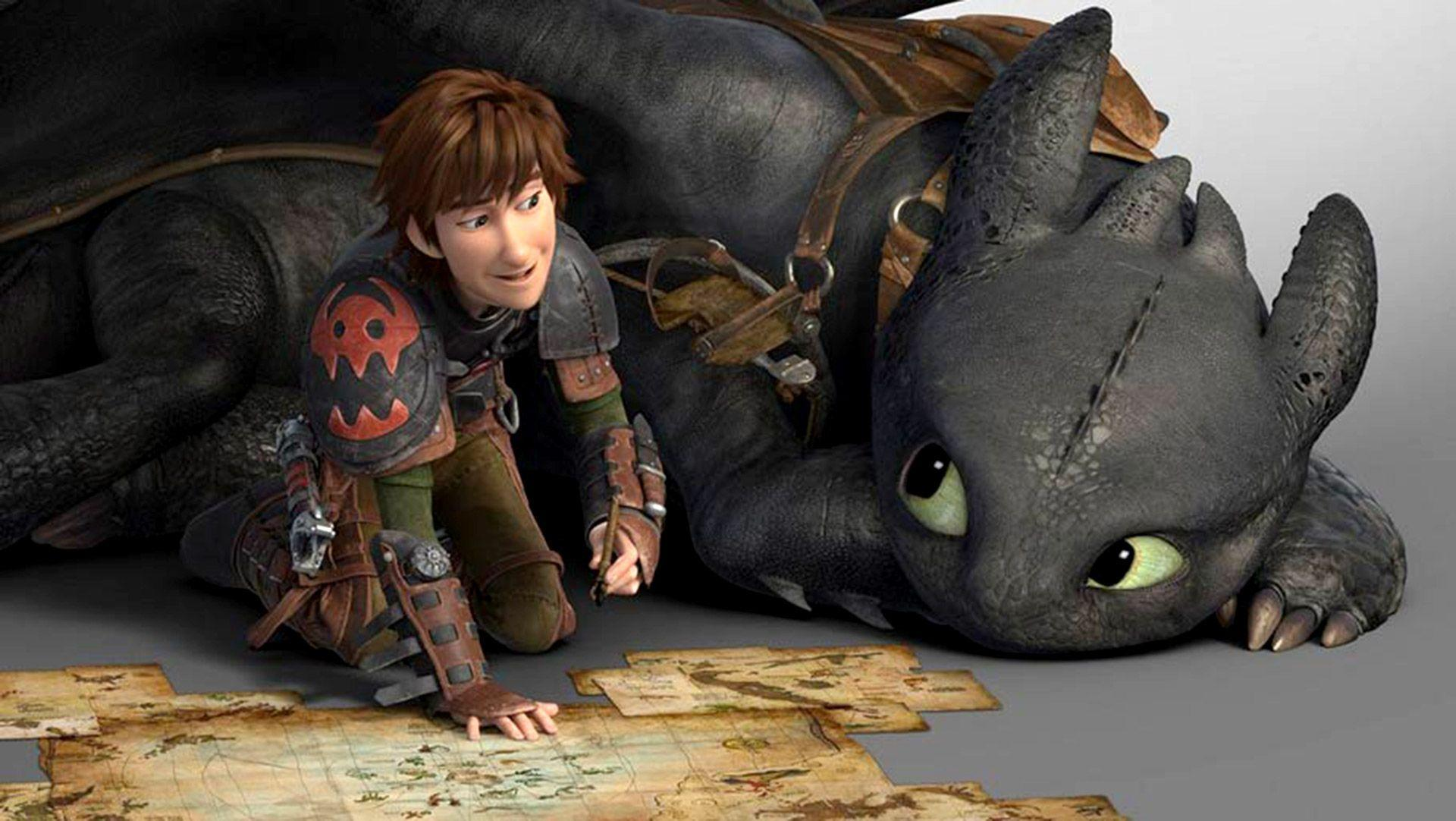 Movies Wallpaper How To Train Your Dragon Astrid