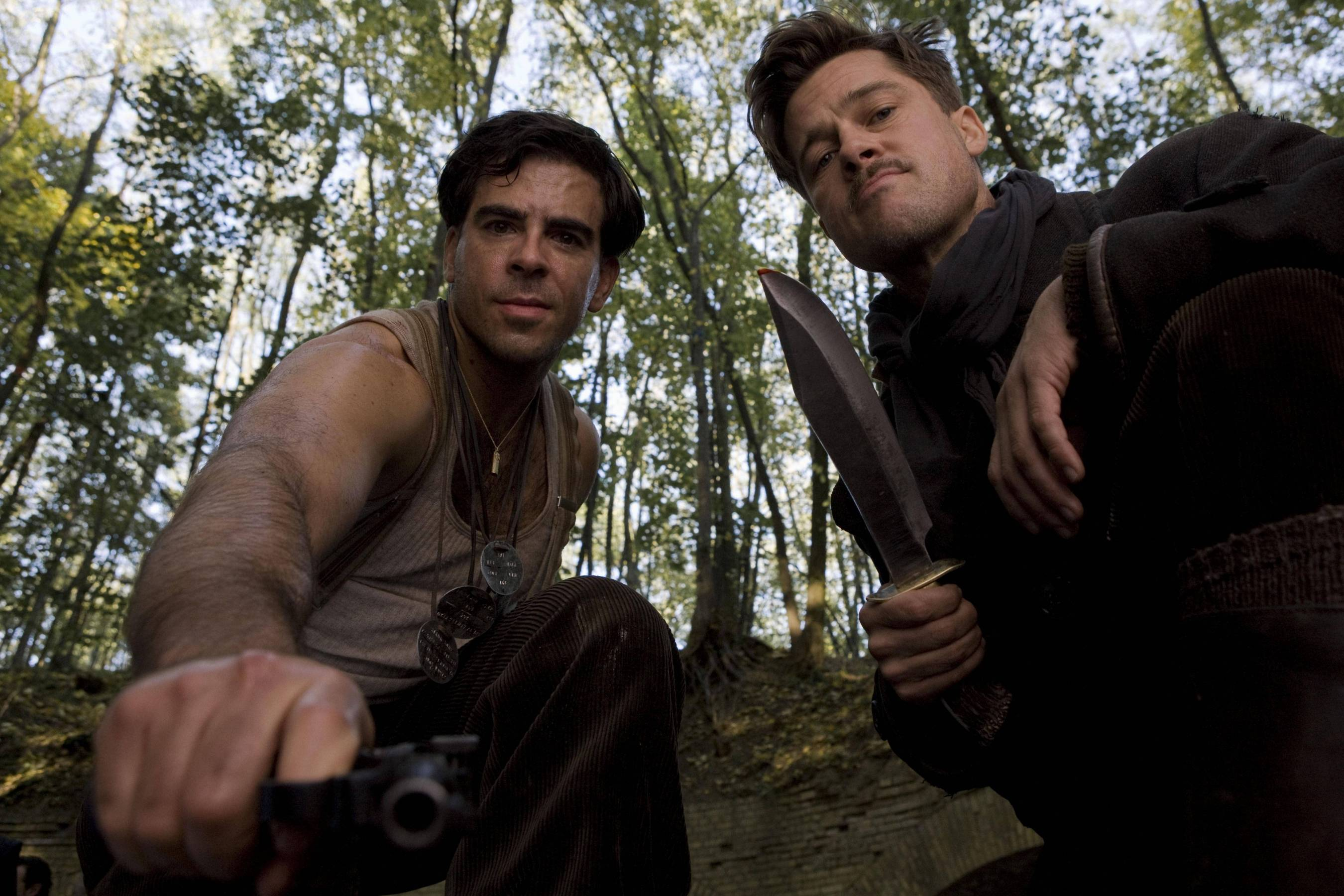 36 Inglourious Basterds HD Wallpapers