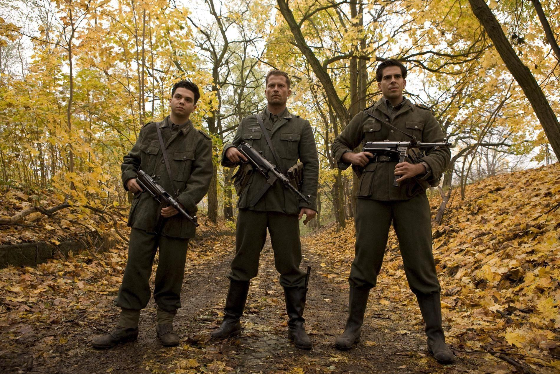 inglourious basterds wallpapers and backgrounds