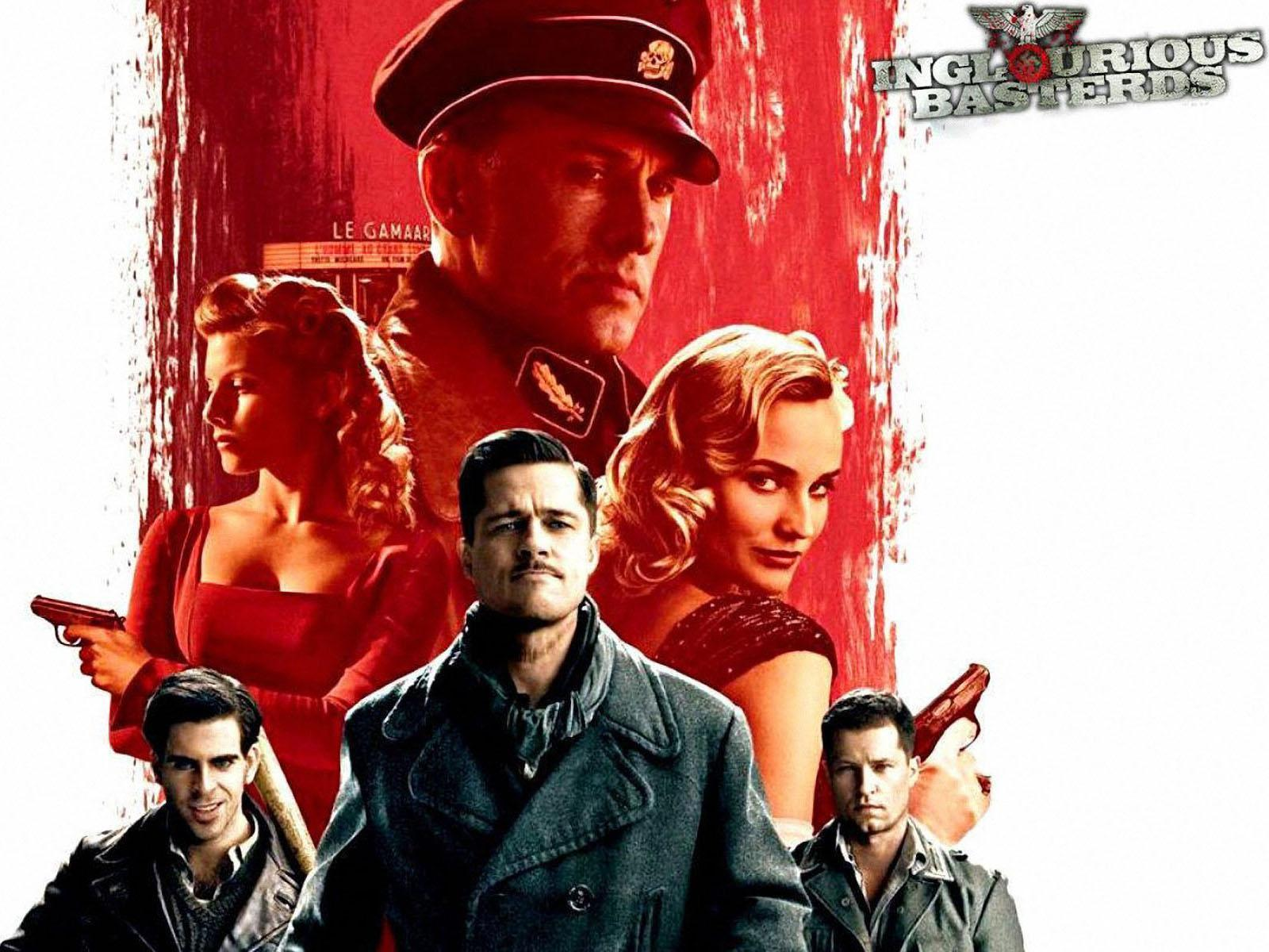 Inglourious Basterds9 Wallpapers,Inglourious Basterds Wallpapers