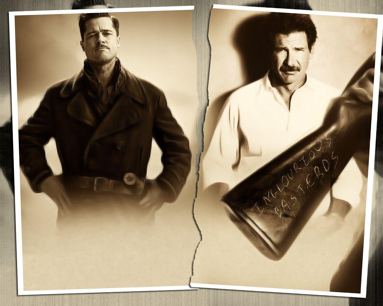 Inglourious Basterds and Harry by Heriorh