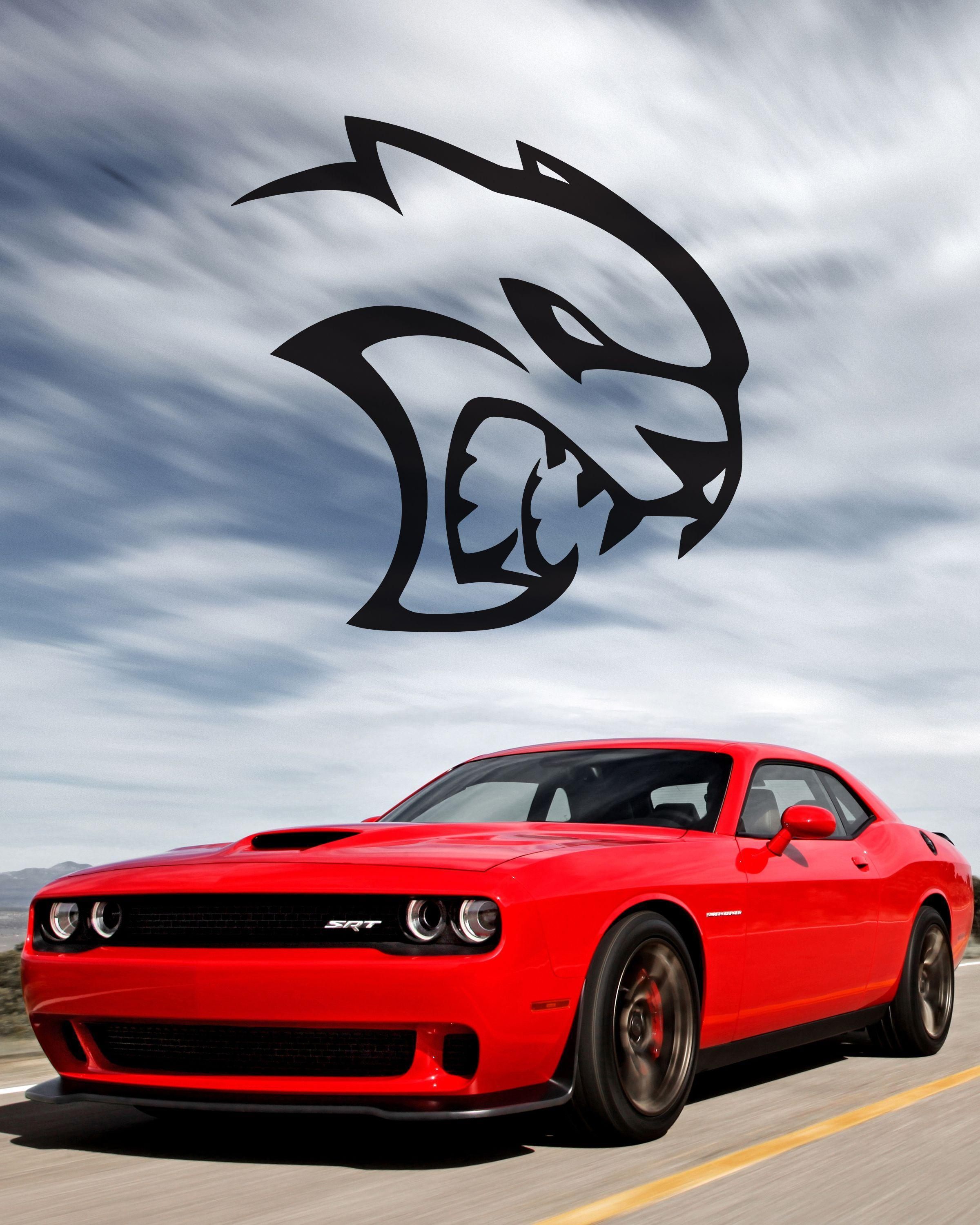Dodge Challenger Srt Hellcat Wallpapers Wallpaper Cave