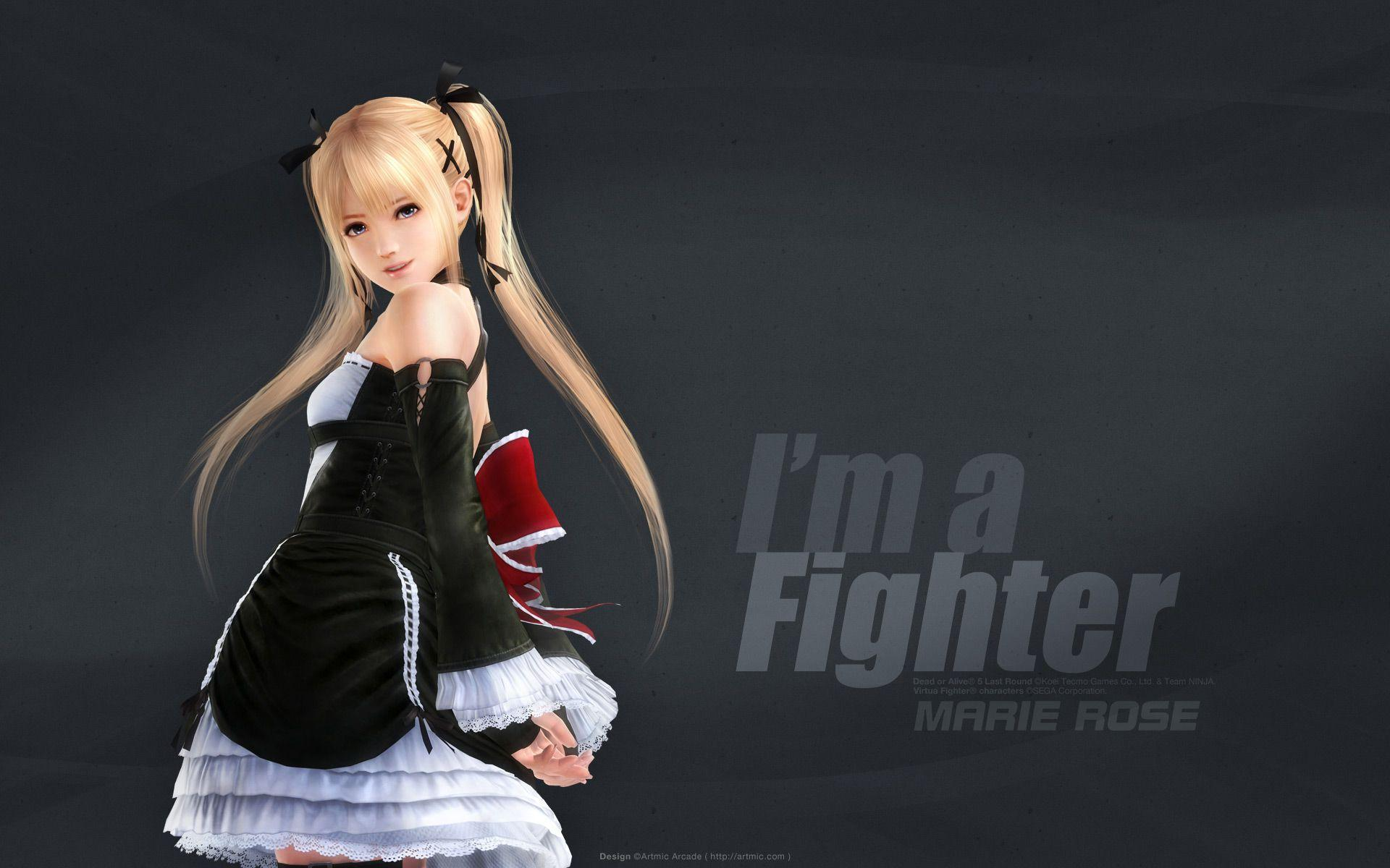 Dead Or Alive 5 Wallpapers Wallpaper Cave