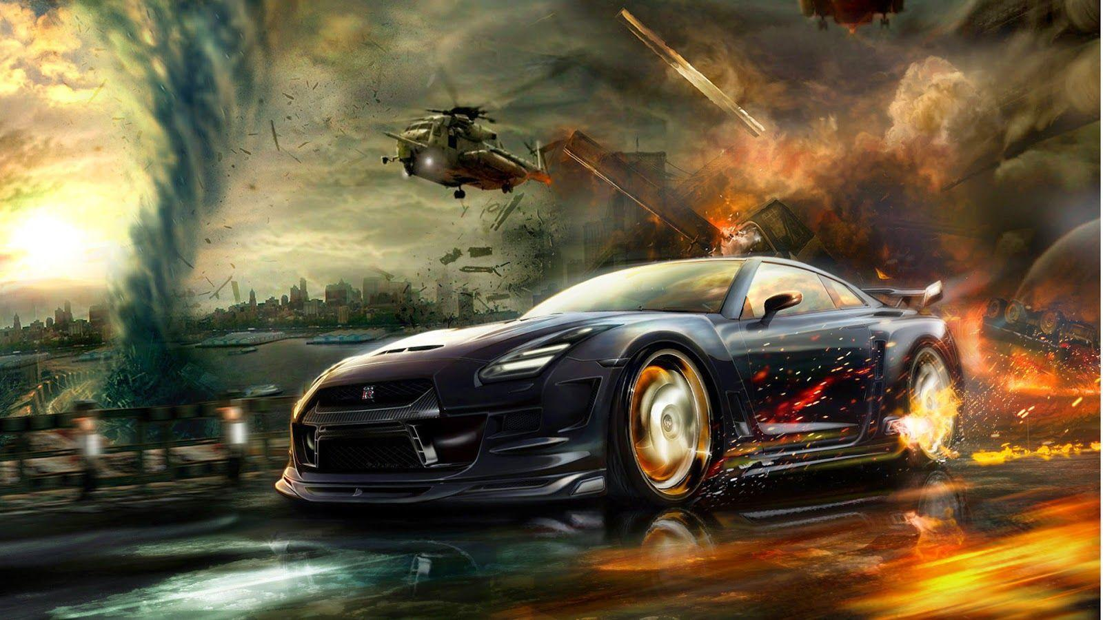 3d Cars Wallpapers Wallpaper Cave