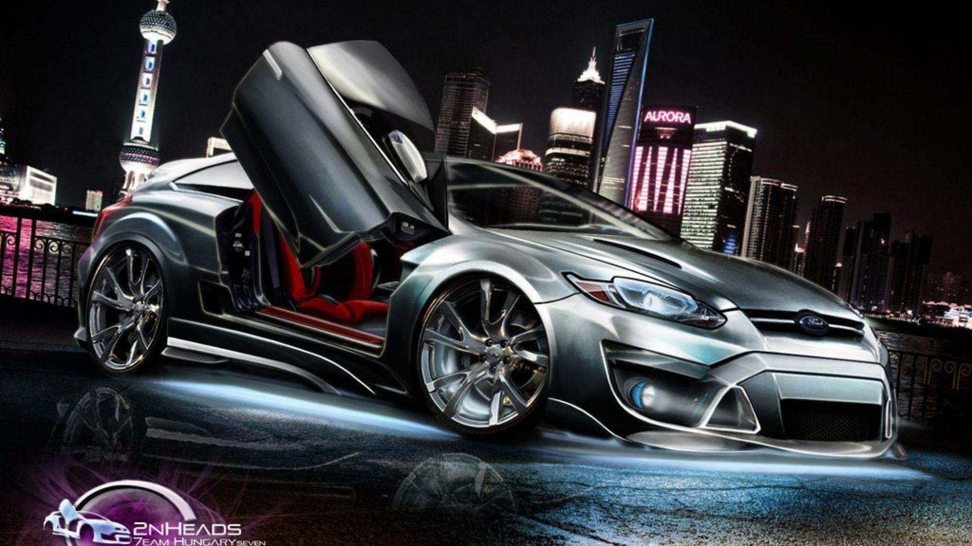 3D Cars Wallpapers - Wallpaper Cave