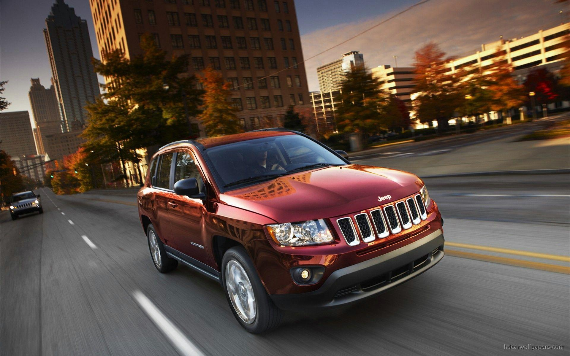 29+ HD Jeep Compass Wallpapers