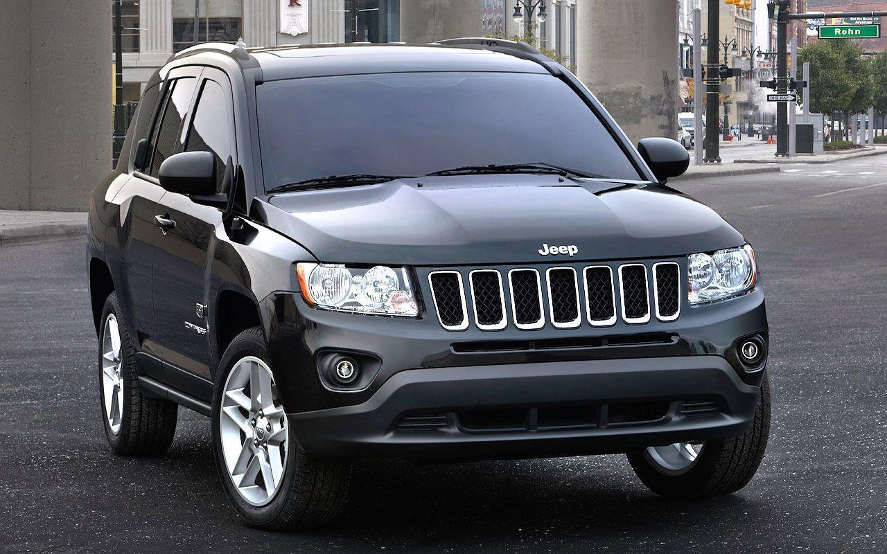 Jeep Compass Car Wallpapers
