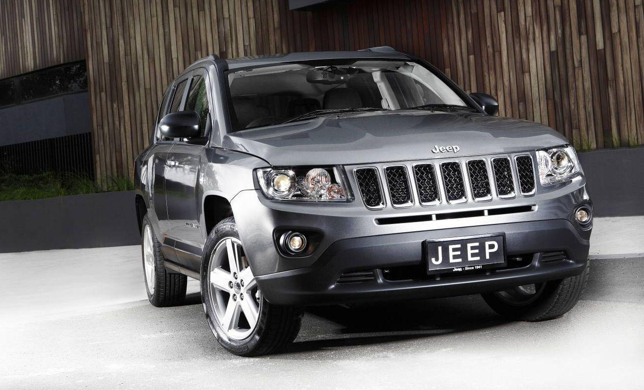 Gorgeous Jeep Compass wallpapers and image